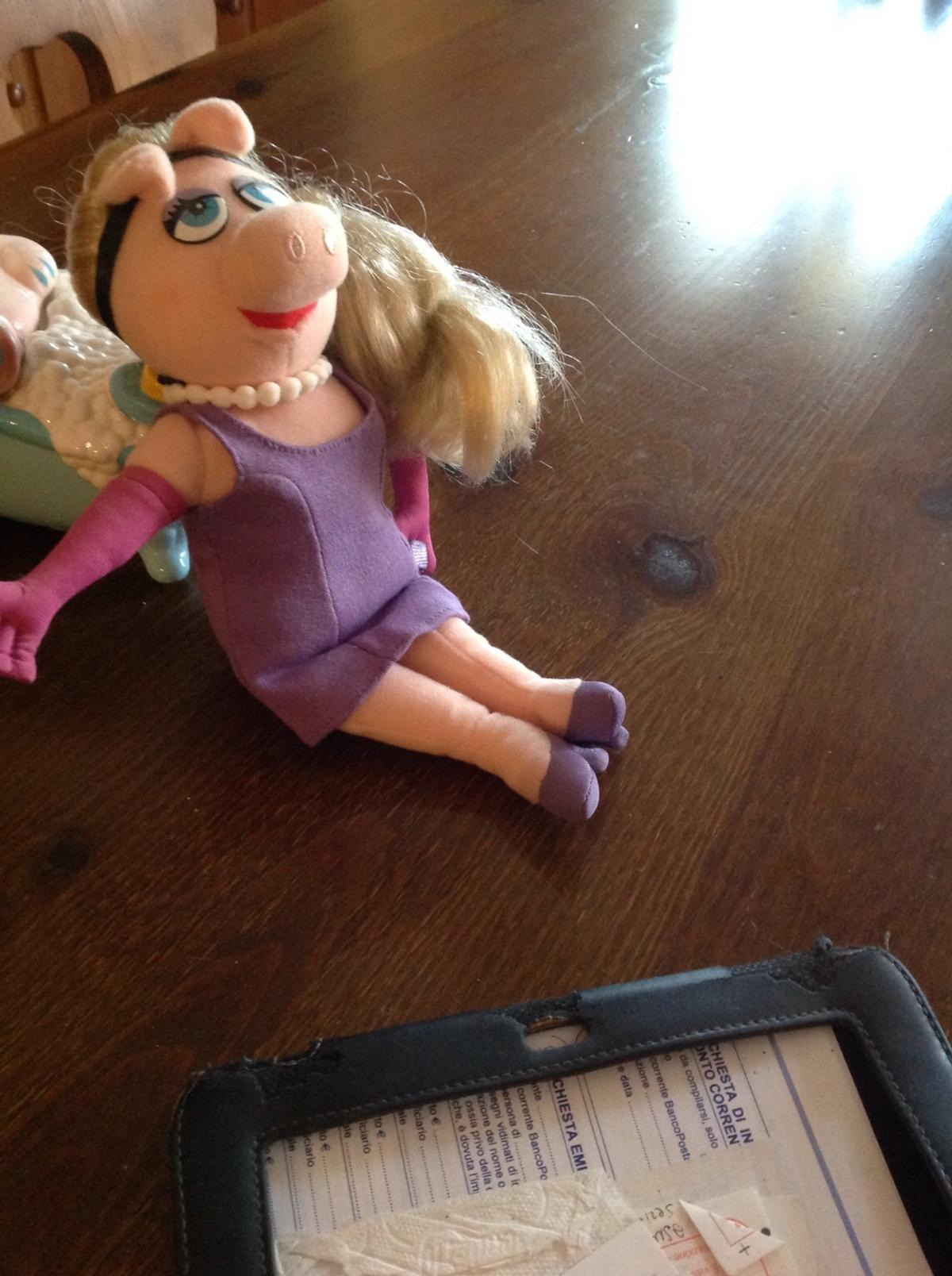 Miss piggy muppets originale in 42013 Scandiano for €13.00 for