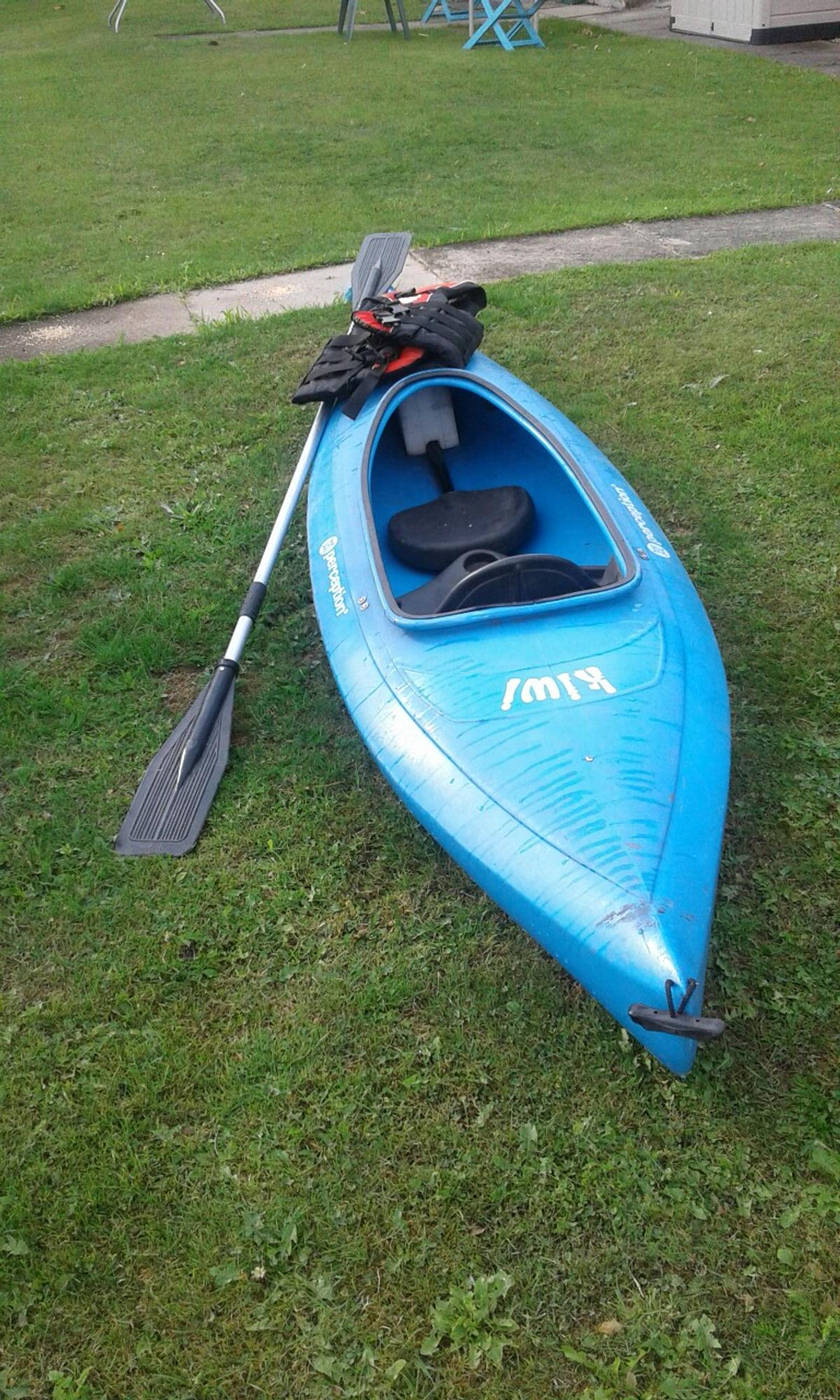 Perception Kiwi Kayak in Doncaster for £100 00 for sale - Shpock