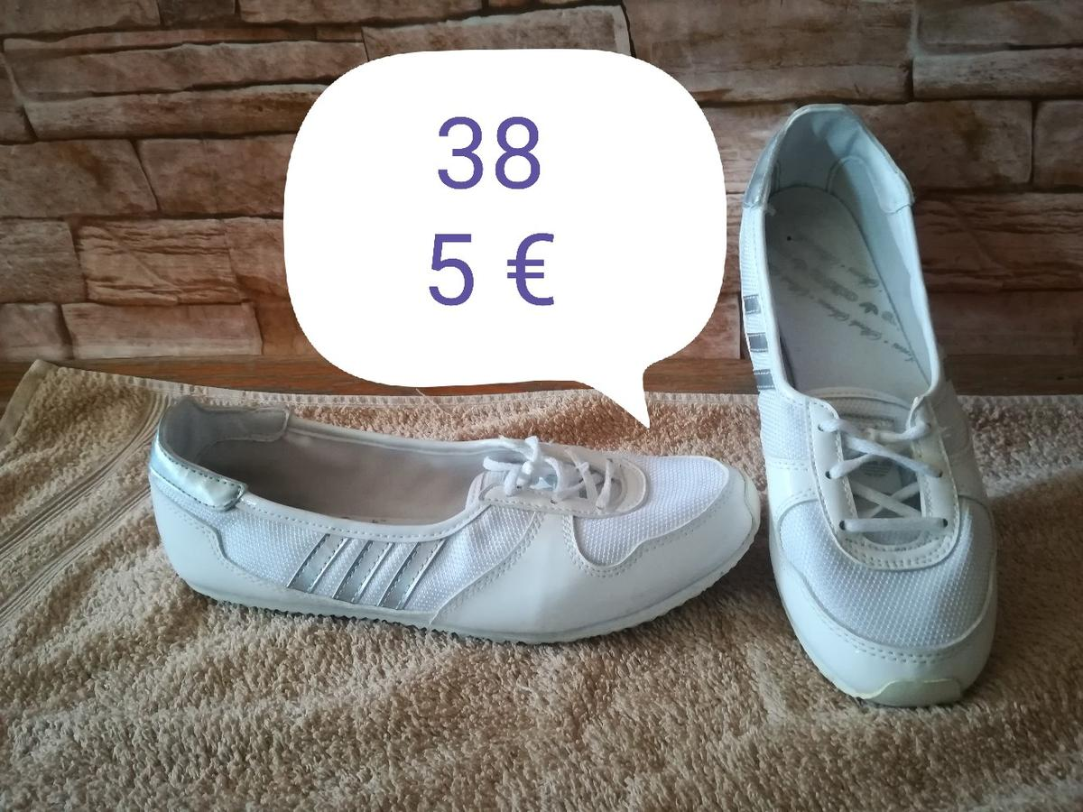 new product 535e1 ccb3a Adidas schuhe 38