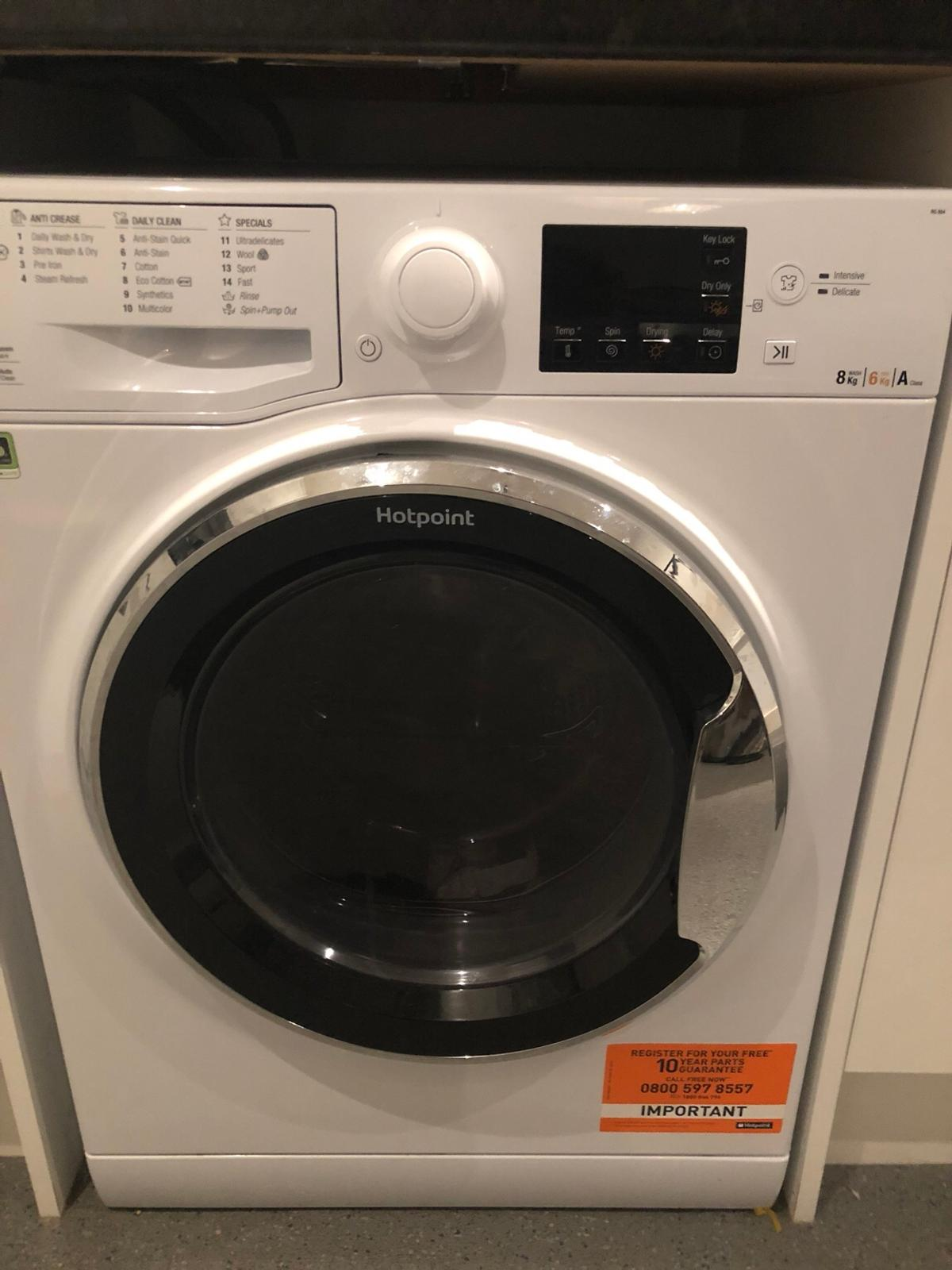 Hotpoint Washer Dryer Rg864 150 In Se15 London For 150 00 For Sale Shpock