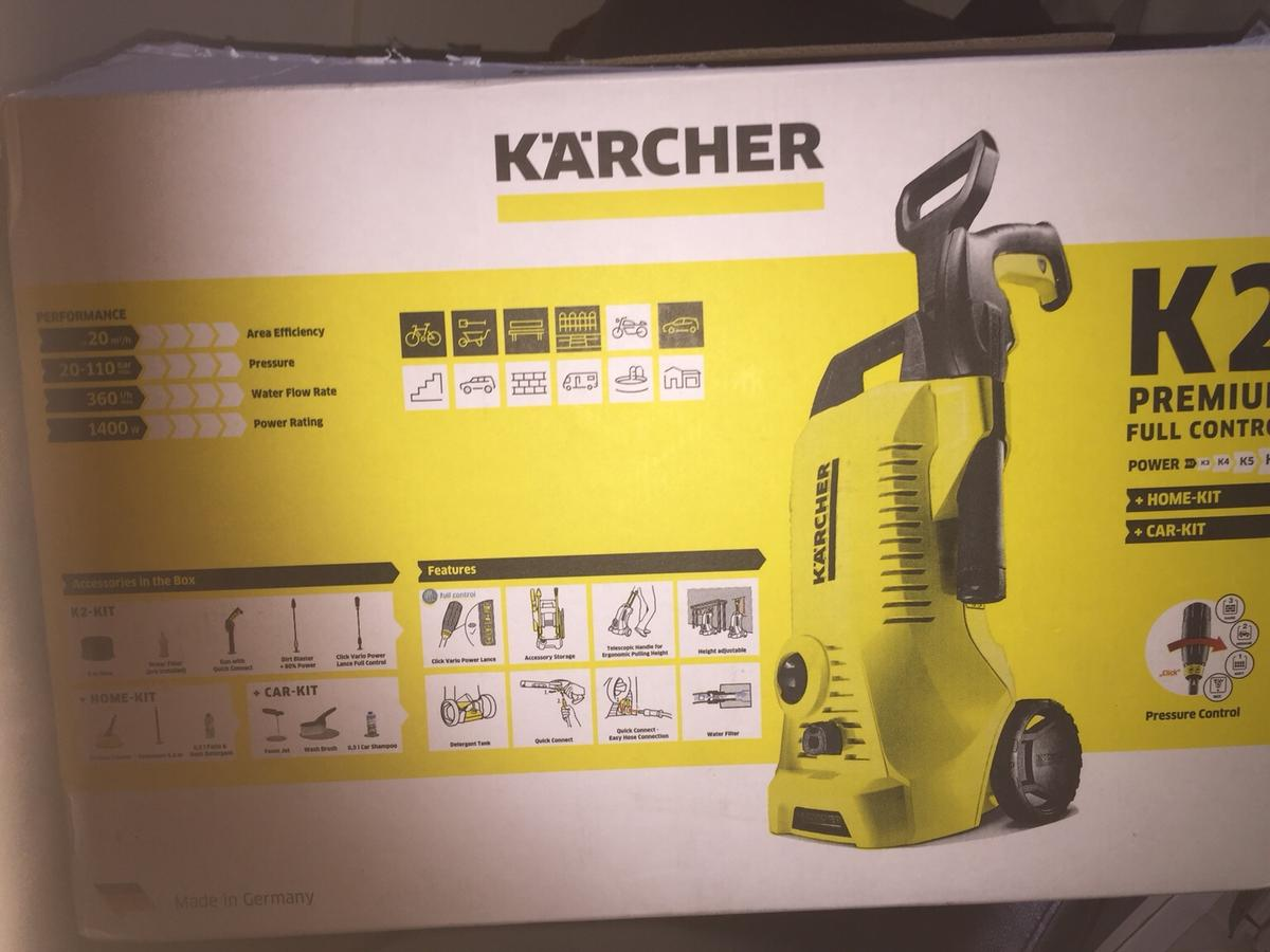 K2 For Sale >> Karcher K2 For Sale Brand New