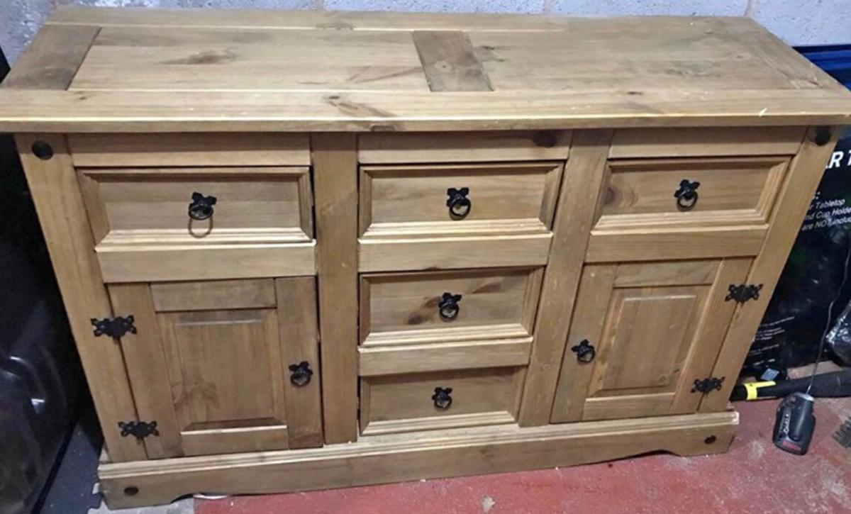 Mexican Pine Corona Sideboard In Wv10 Wolverhampton For 140 00 For