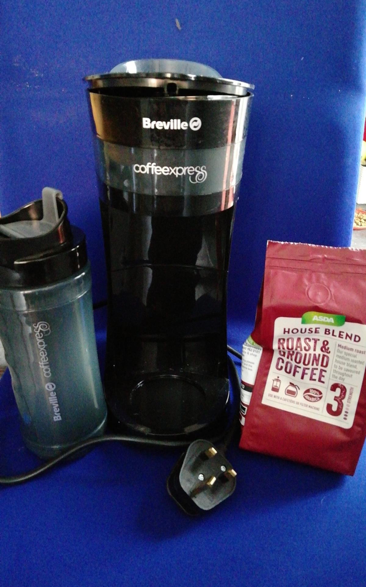 Breville Coffee Express One Cup Asda Coffee In Nn15