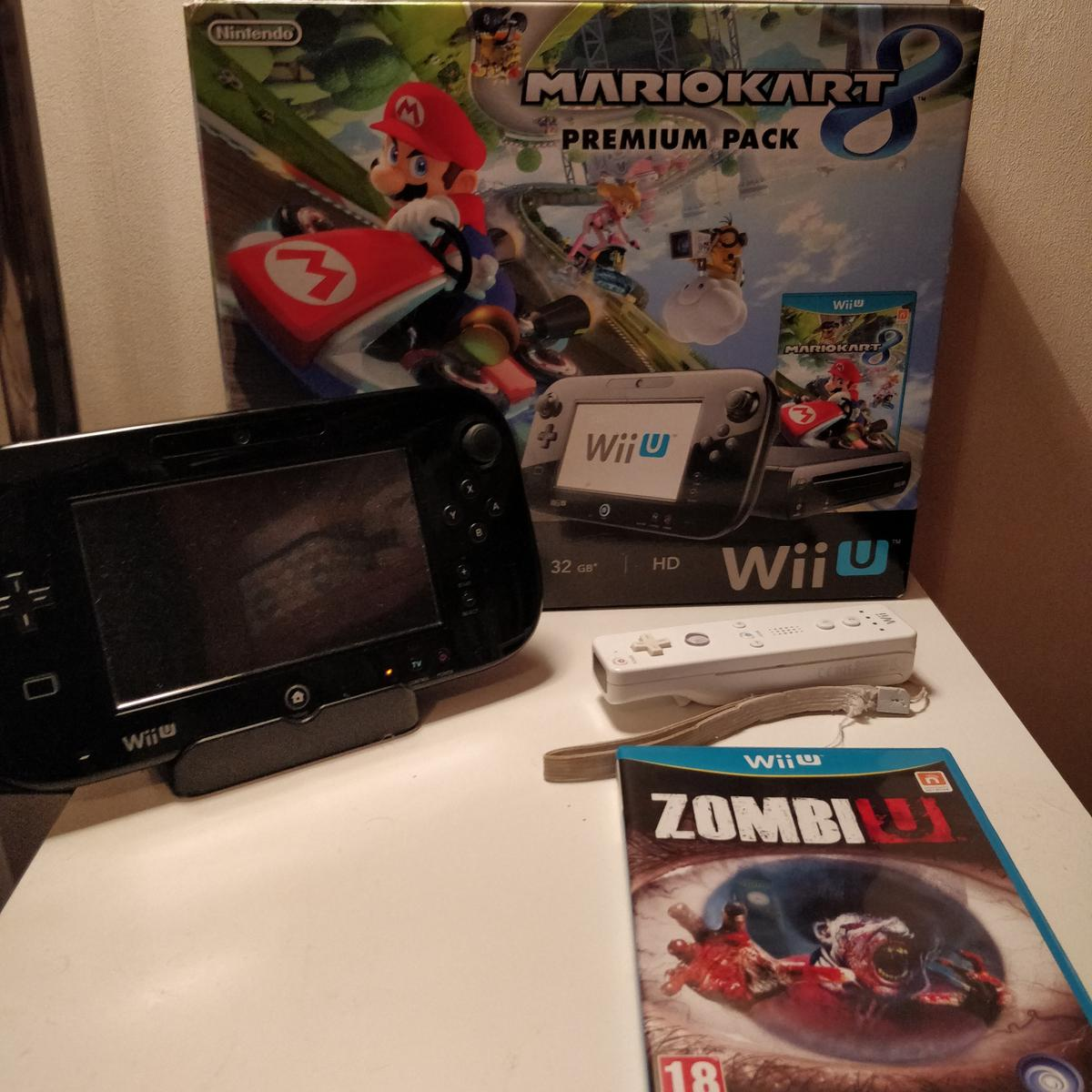Wii U 32GB Console - With 7 games and Haxchi in TW14