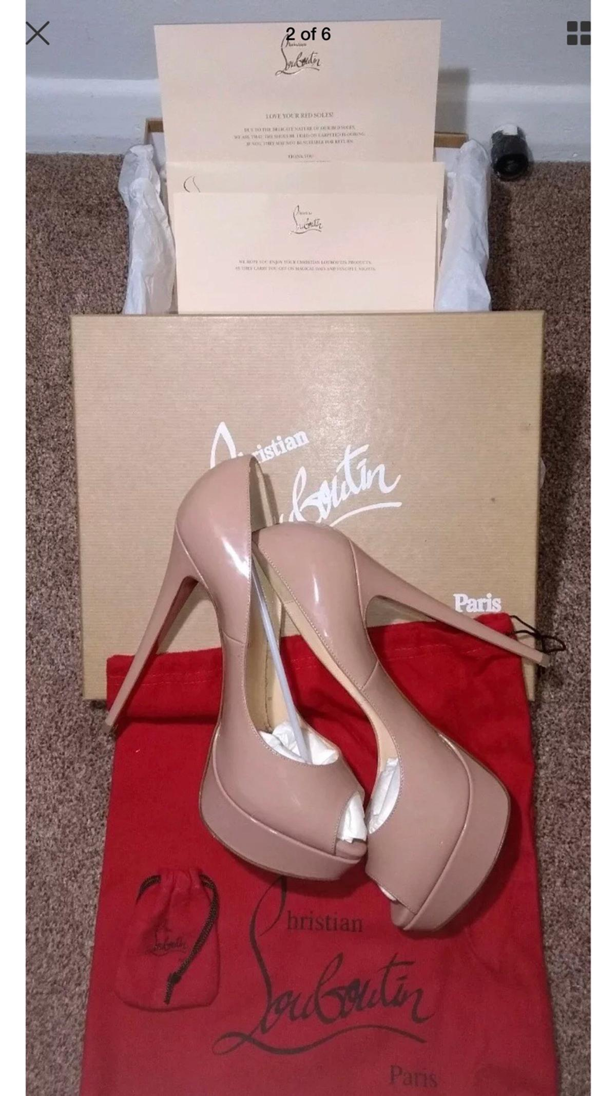 eb9a8659a98 Sexy Christian Louboutin high heels in TW11 Thames for £400.00 for ...