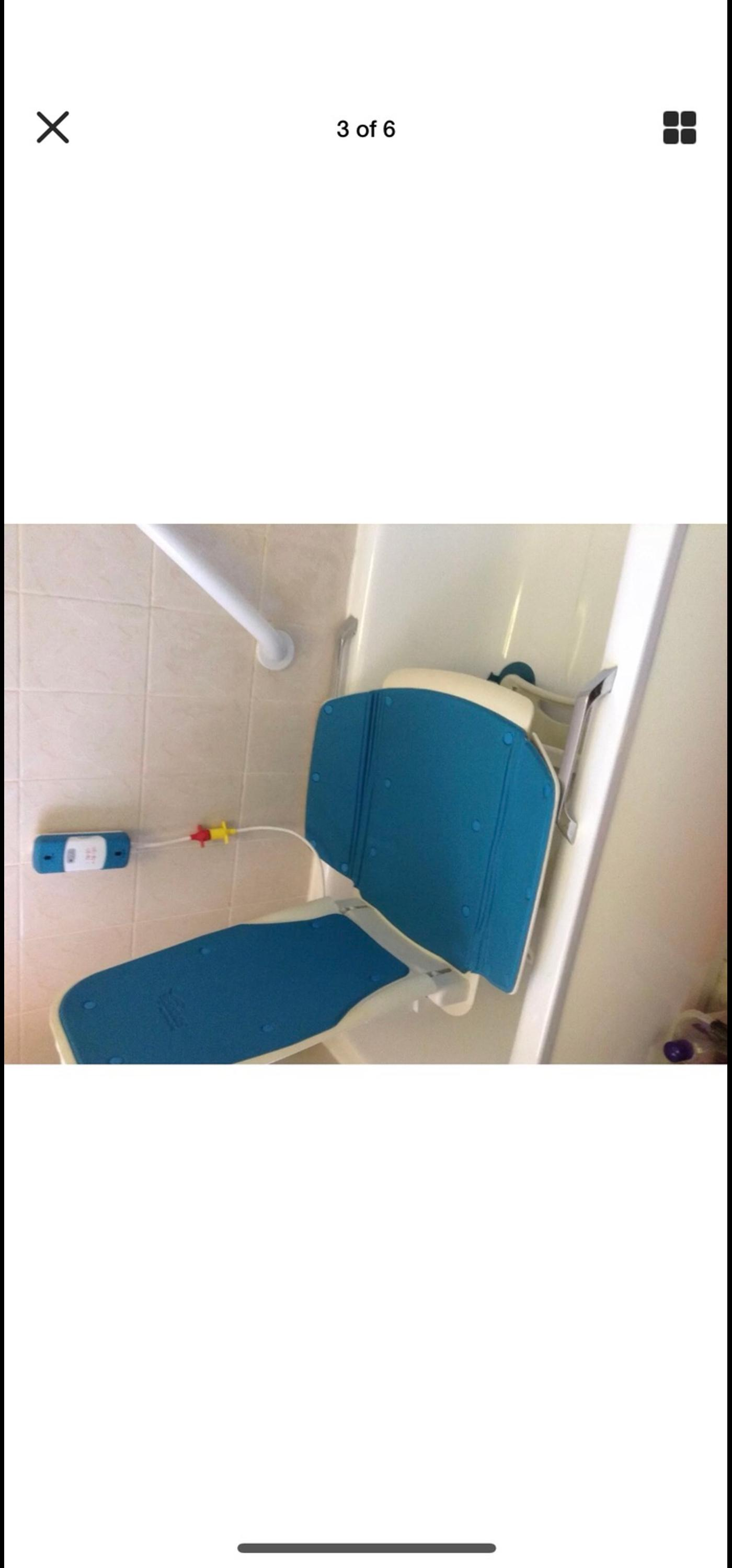 Remote Controlled Bath Chair Disability In Pe15 Fenland