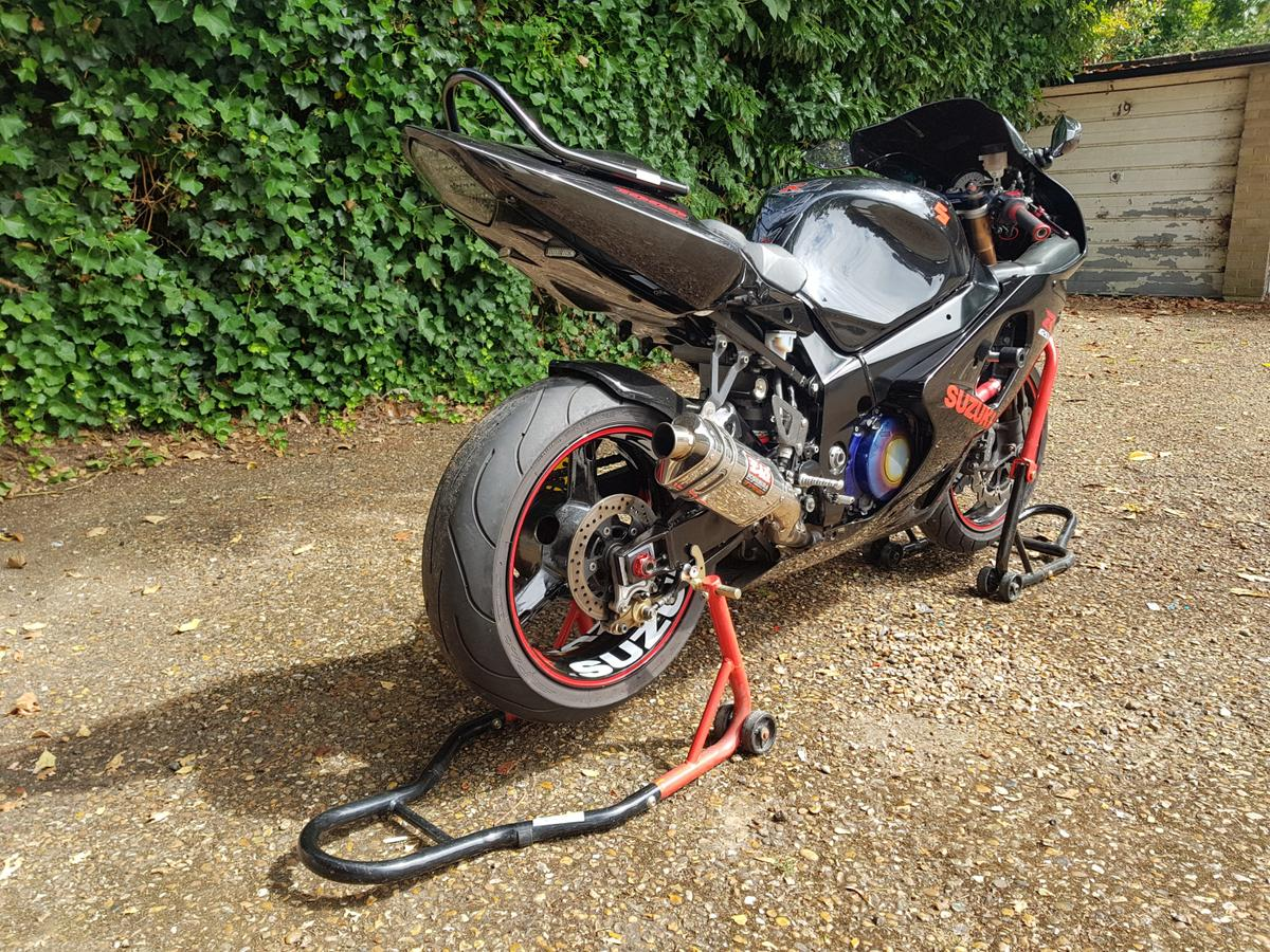 Suzuki Gsxr 1000 k1 k4 k6 Highly modified