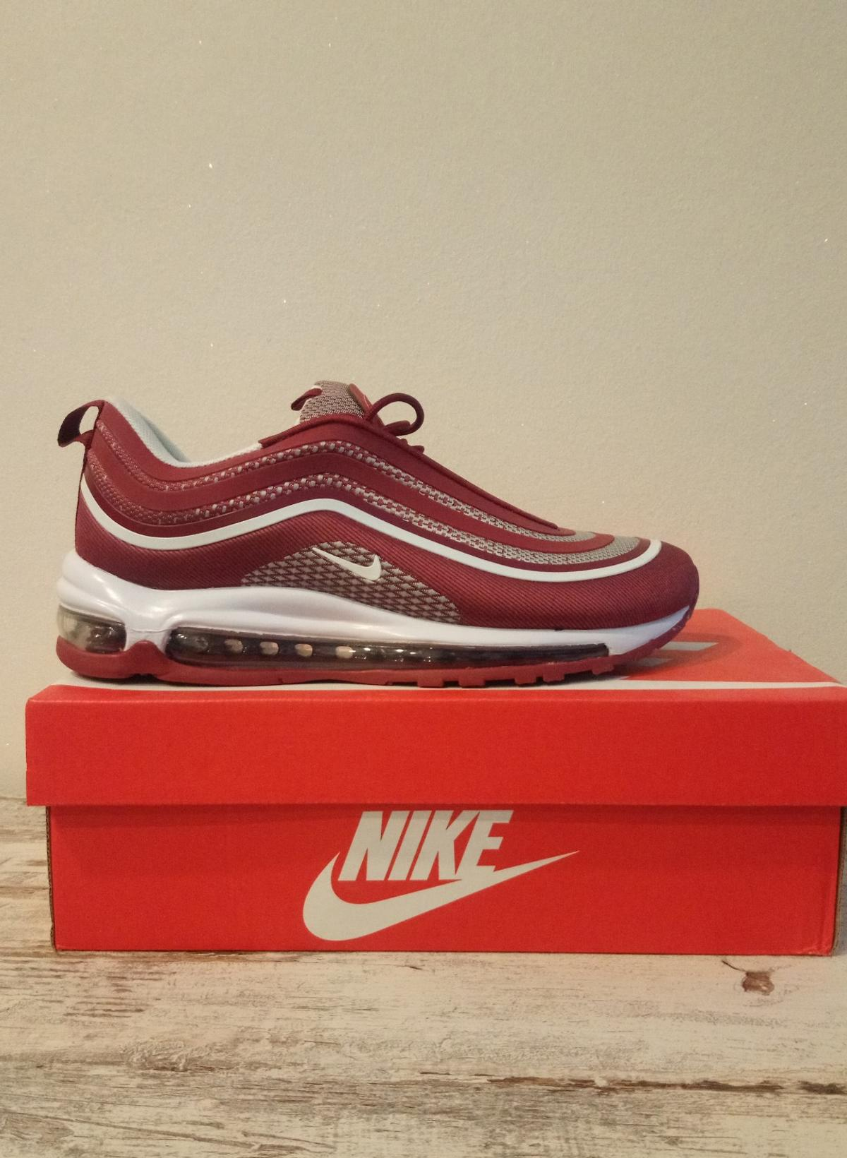 air max silver rosse