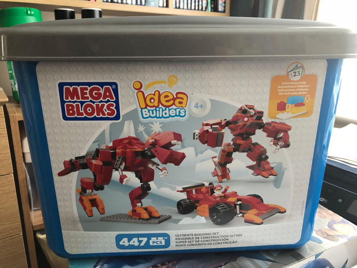 Mega Bloks / Lego Ultimate Building Set
