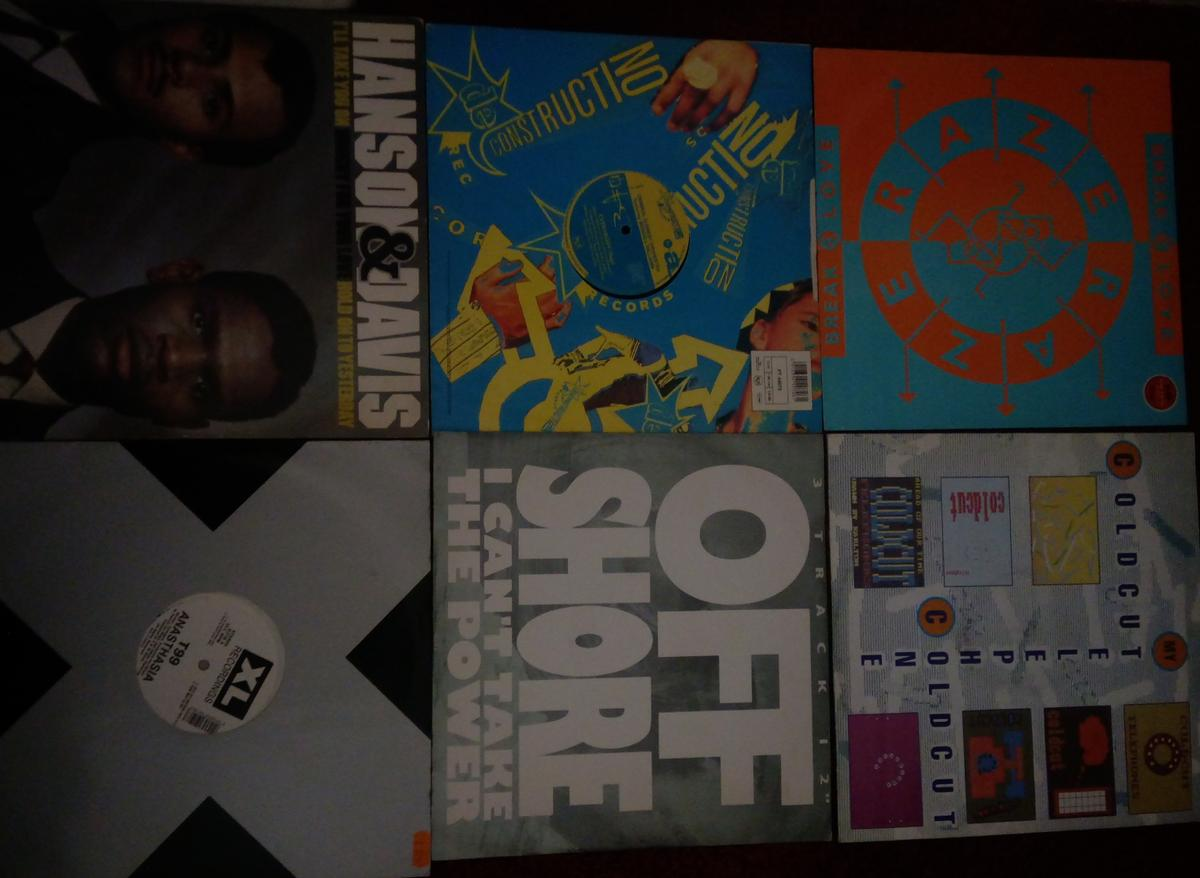 vinyl Lps top tunes 80s and 90s in OX3 Oxford for £5 00 for
