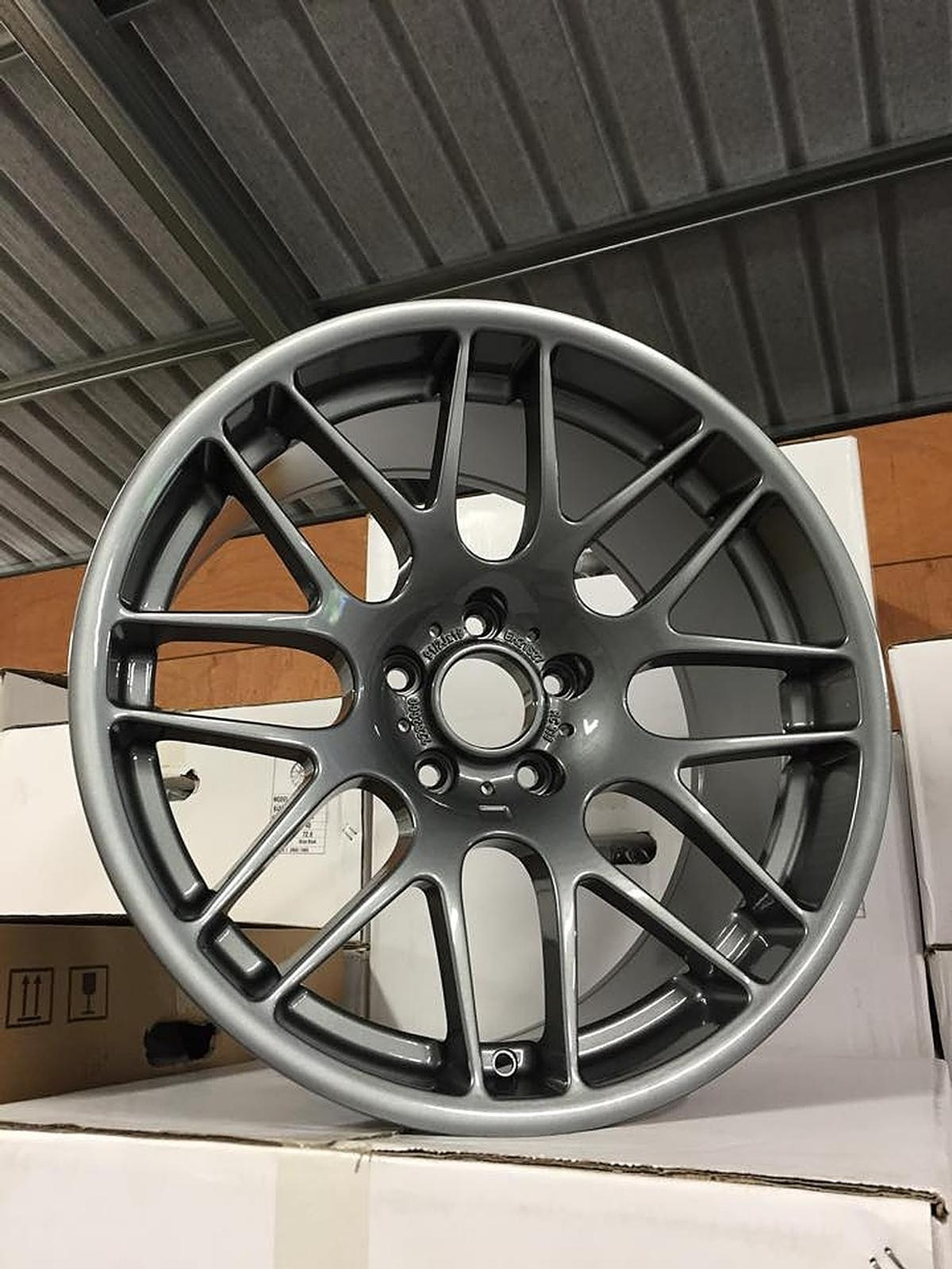 Bmw Csl Style Alloy Wheels E90 E92 F10 F11 In Bt71 Dungannon For