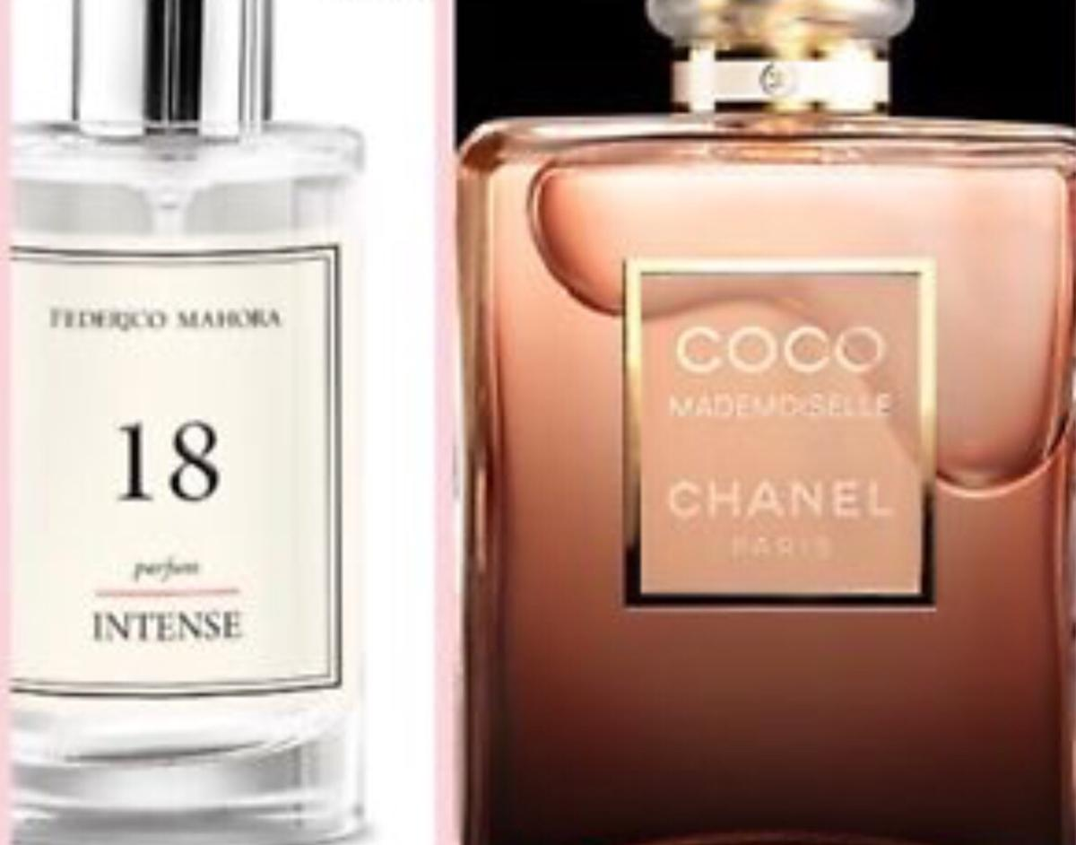 Fm 18 Perfume Coco Chanel Mademoiselle In Wigan For 400 For Sale