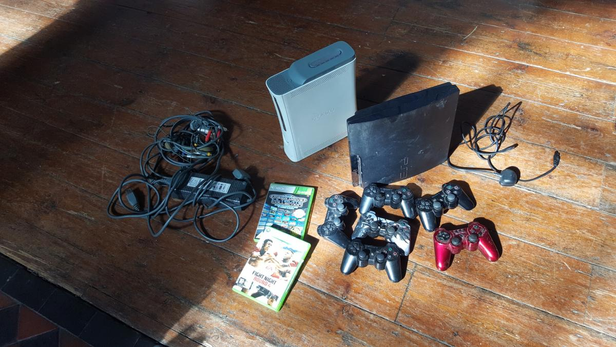 PS3 - Xbox 360 Name your price! in NW3 London for free for