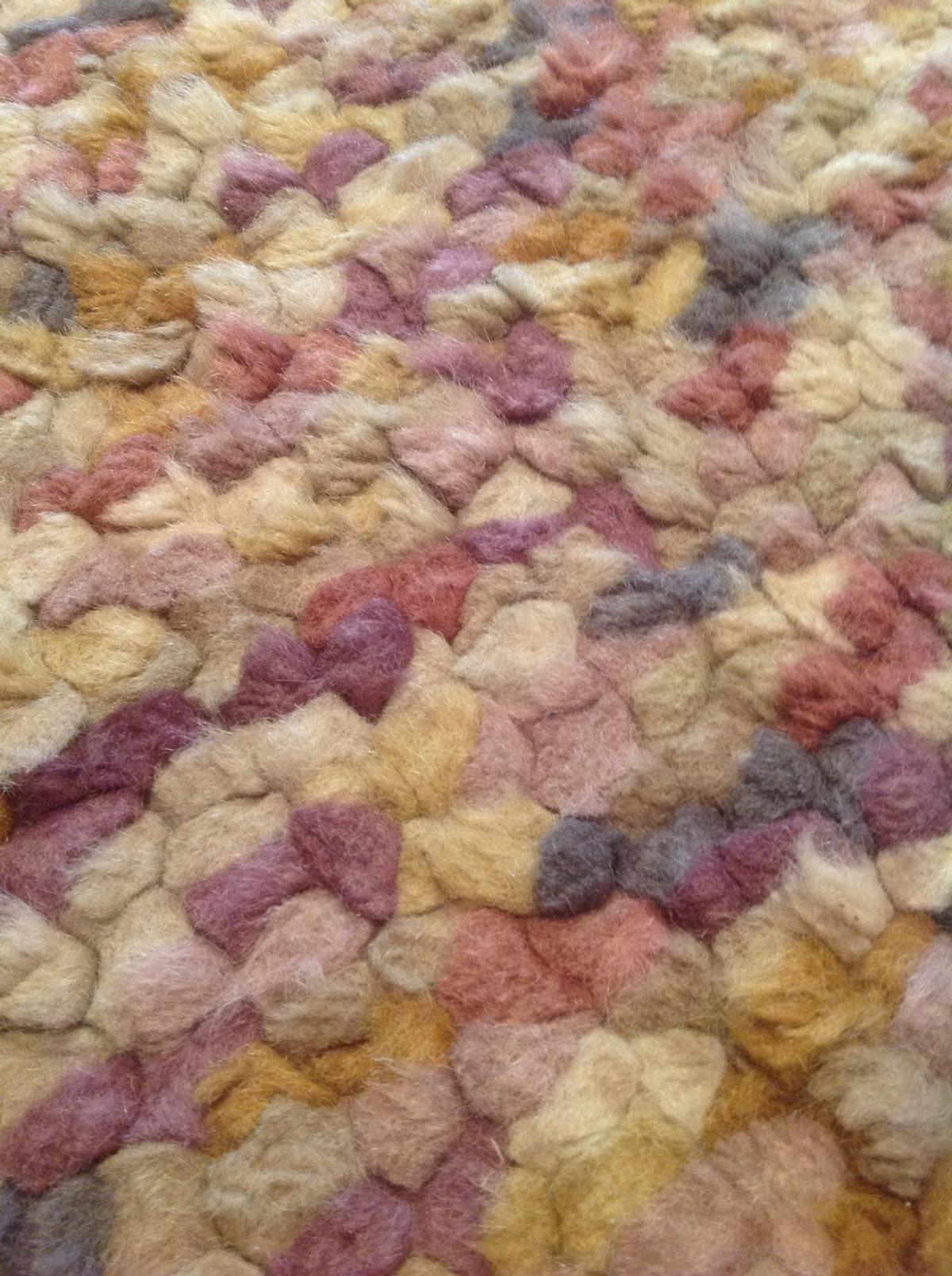 John Lewis Jelly Beans Rug In Heather