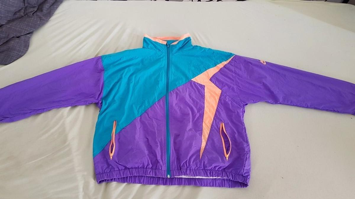 Retro Vintage Nike Trainingsjacke