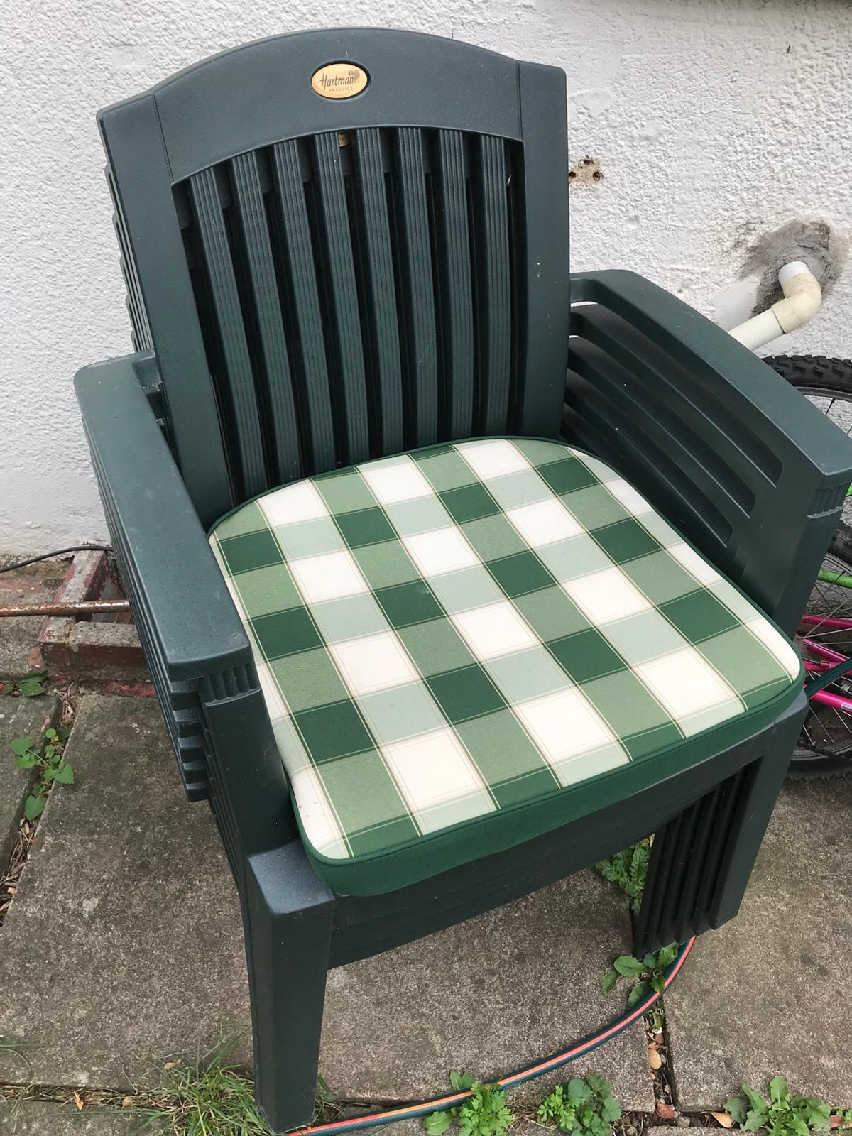 Verbazingwekkend 6x Hartman prestige garden chairs & cushion in AL10 Hatfield for VB-66