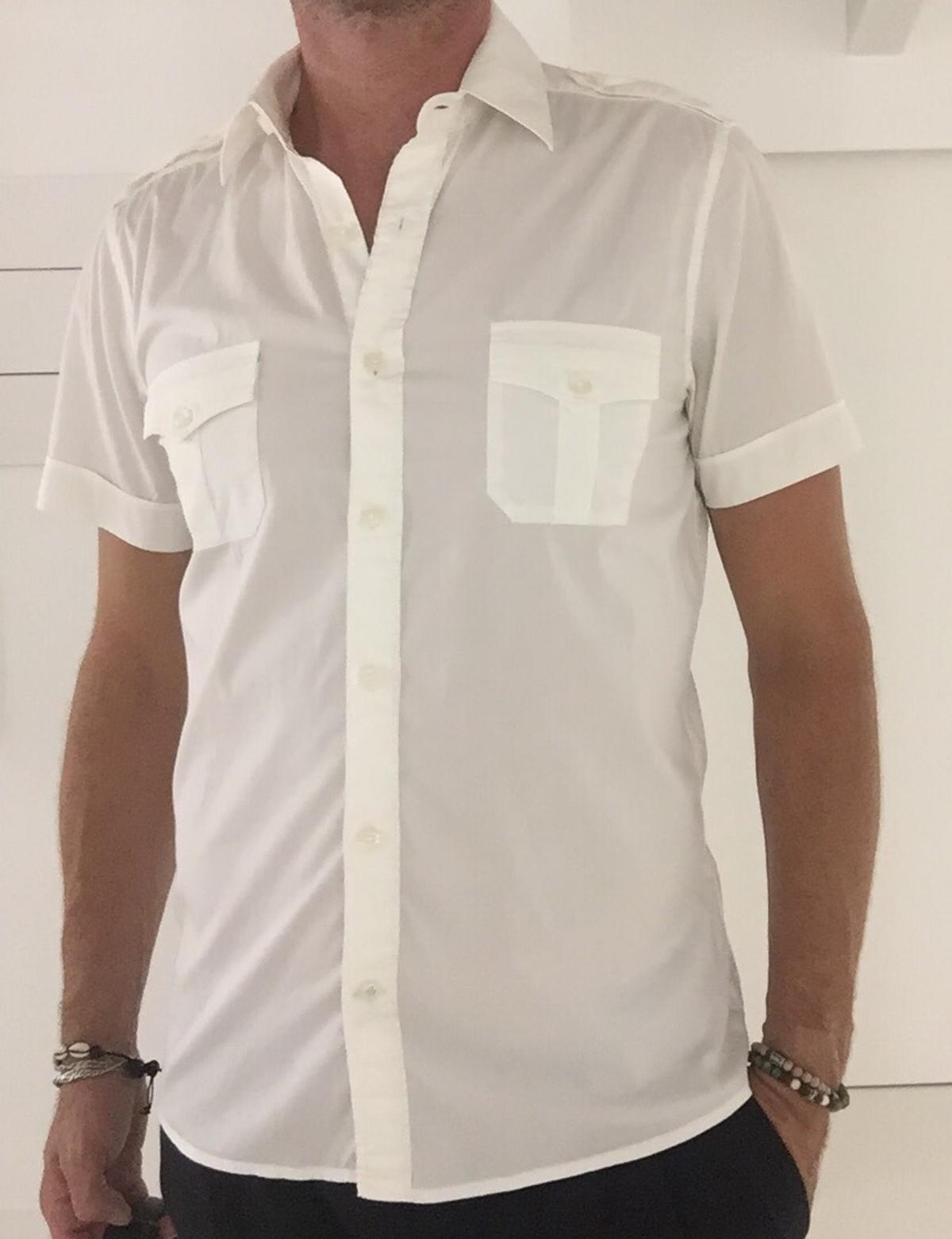 newest aac94 2390f Camicia uomo Guess in 20834 Nova Milanese for €40.00 for ...