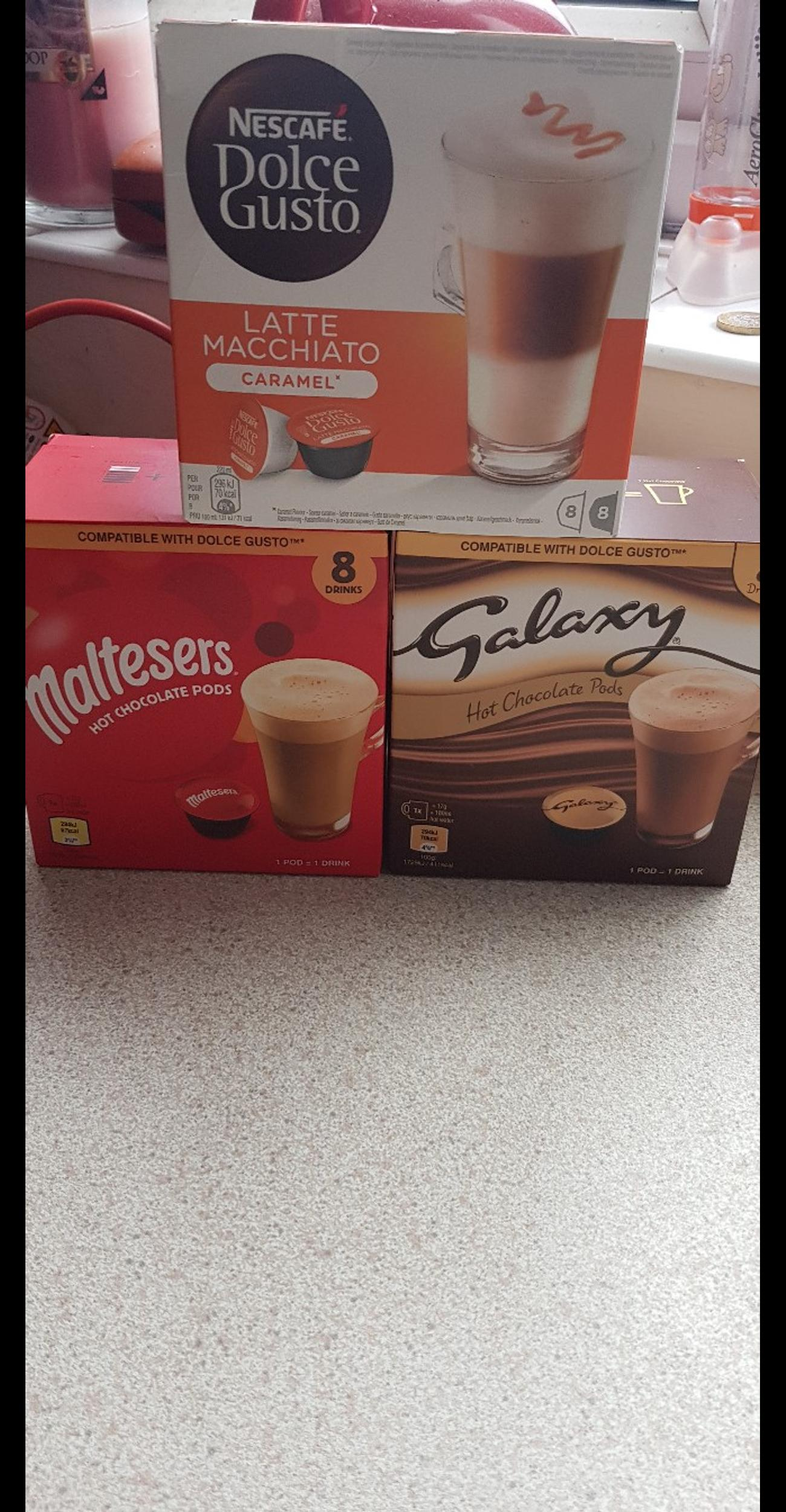 Dolce Gusto Coffee Machine And Pods