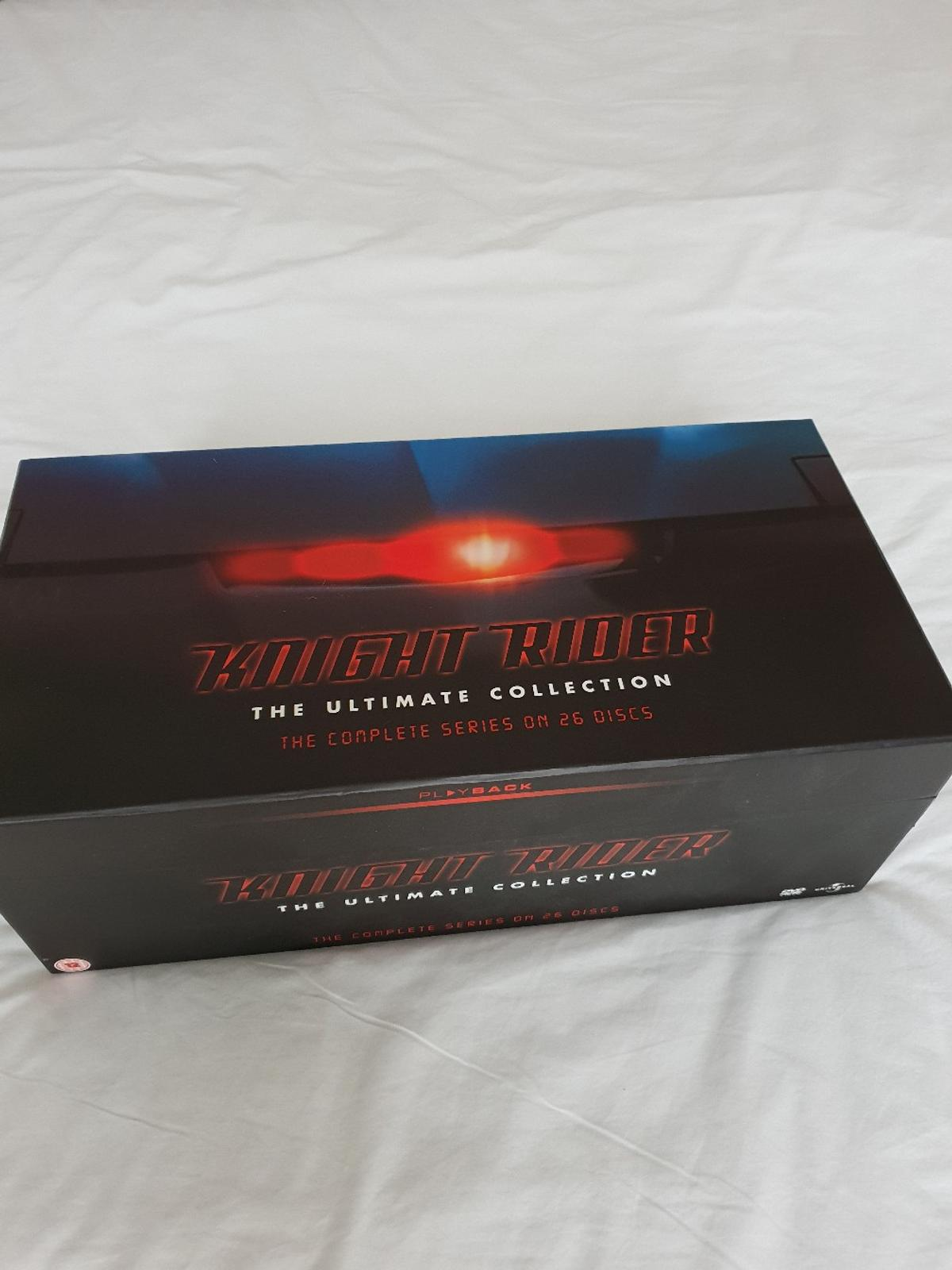 Knight Rider The Ultimate Collection