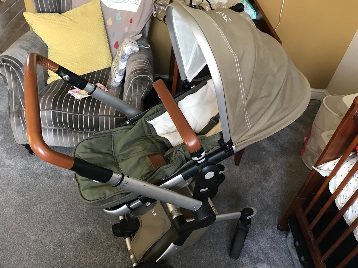 Nieuw Joolz Day Earth Pushchair Pram in for £200.00 for sale - Shpock CT-28