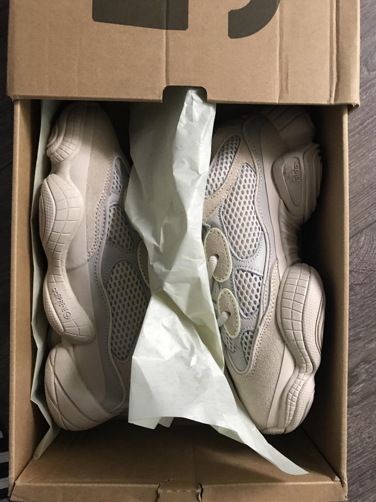07df43d63f3 Adidas Yeezy 500 size 5 in Hertsmere for £200.00 for sale - Shpock