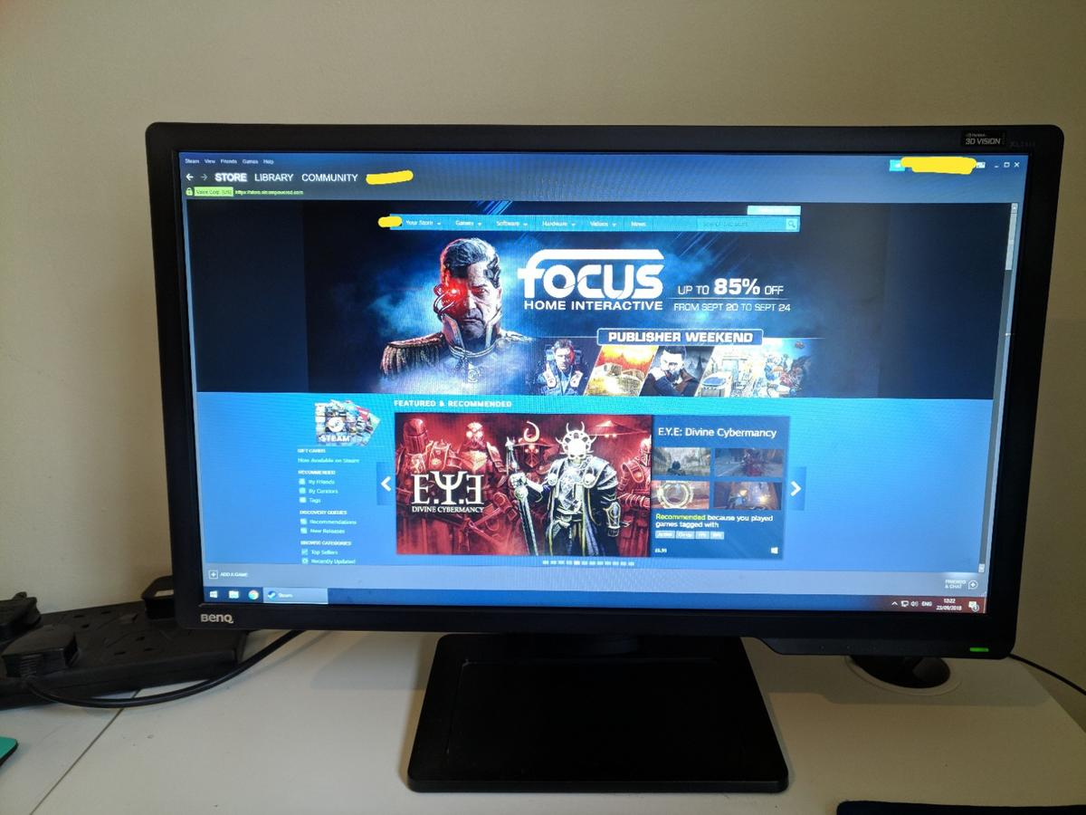 Gaming Monitor (Benq XL2411)