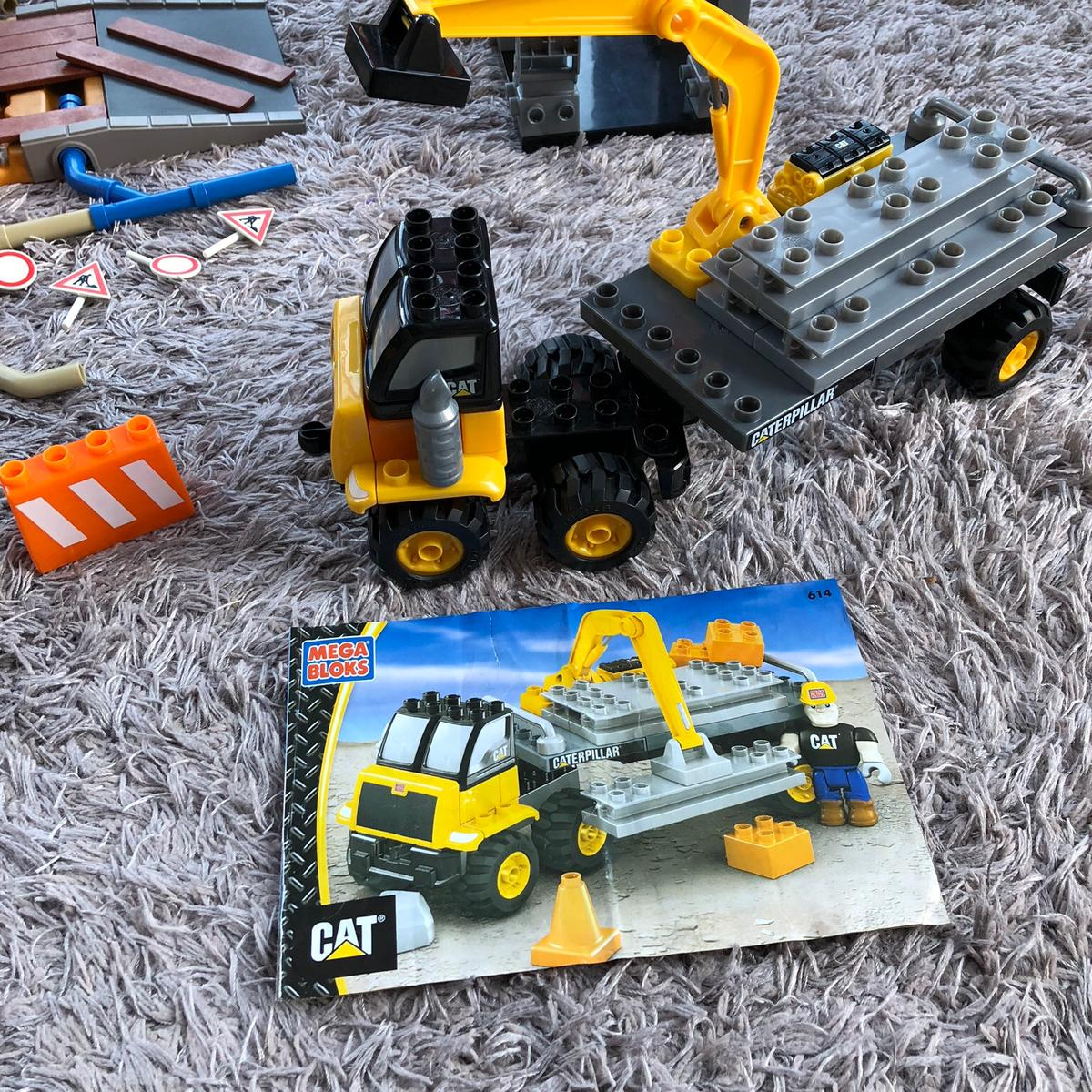 Mega Bloks And Playmobil Construction Sets In Wigan For 1000 For