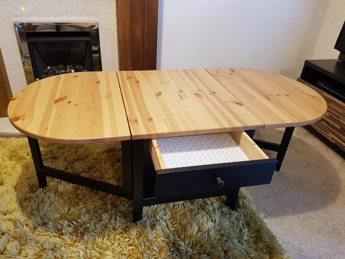 Ikea Arkelstorp Folding Coffee Table 50 In Wr2 Worcester For 50 00