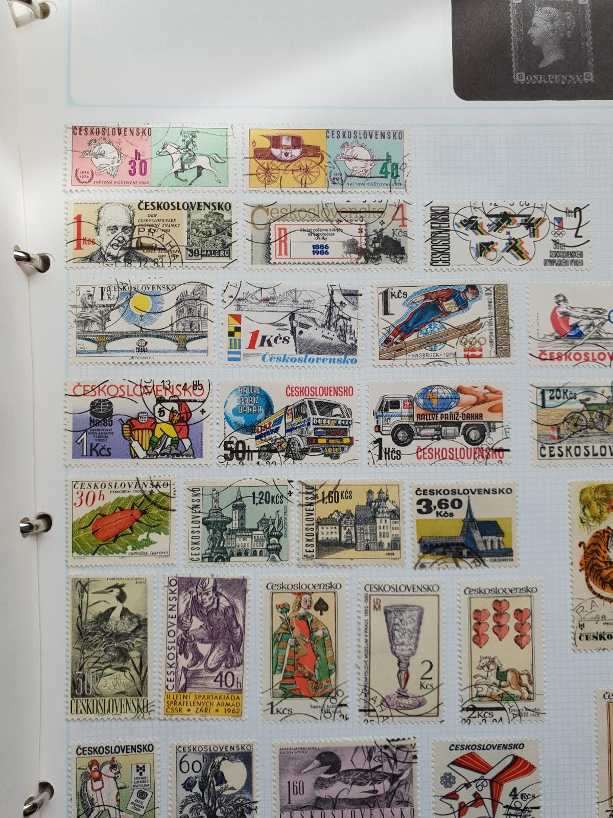 Collection Of World Stamps In Ox4 Oxford For 125 00 For