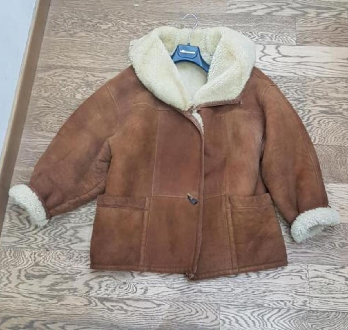 shearling montone vintage by Scout in 20134 Casanova for