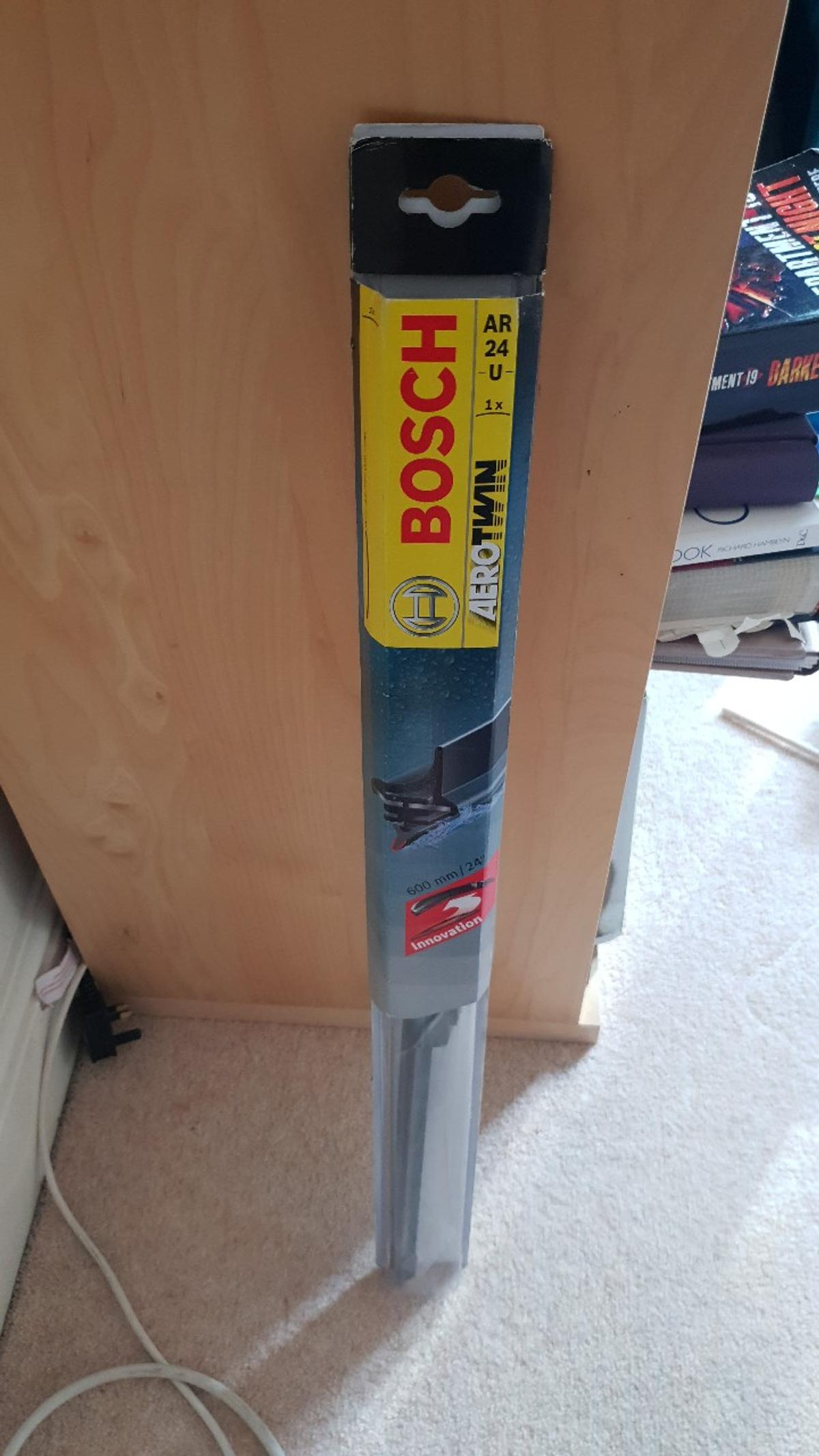 Bosch Aerotwin Plus Front /& Rear Windscreen Wiper Blades