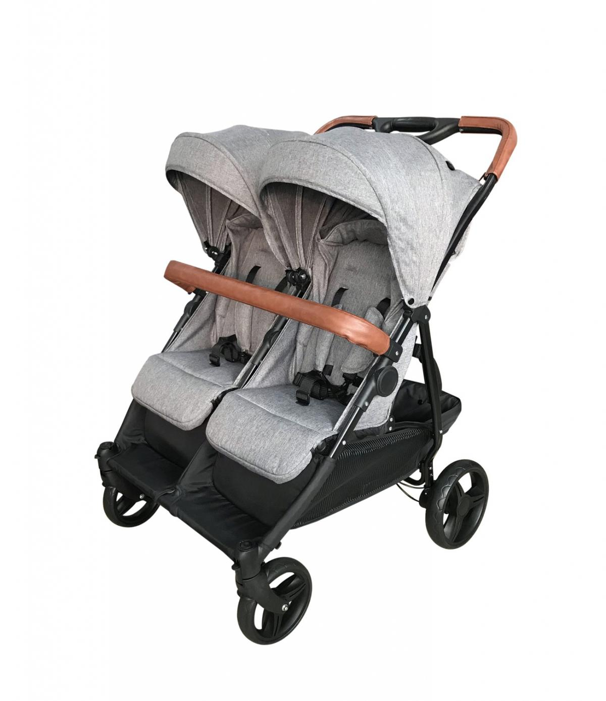 Hamilton and Turnberry double pram in Mendip for £150.00 ...
