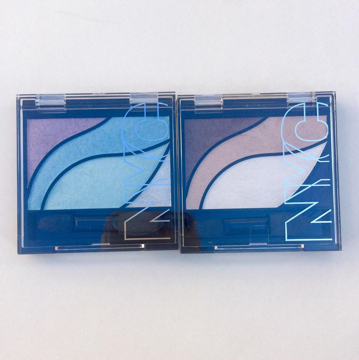 2 BRAND NEW PALLETS NYC EYESHADOW in LE4 Leicester for £4 00