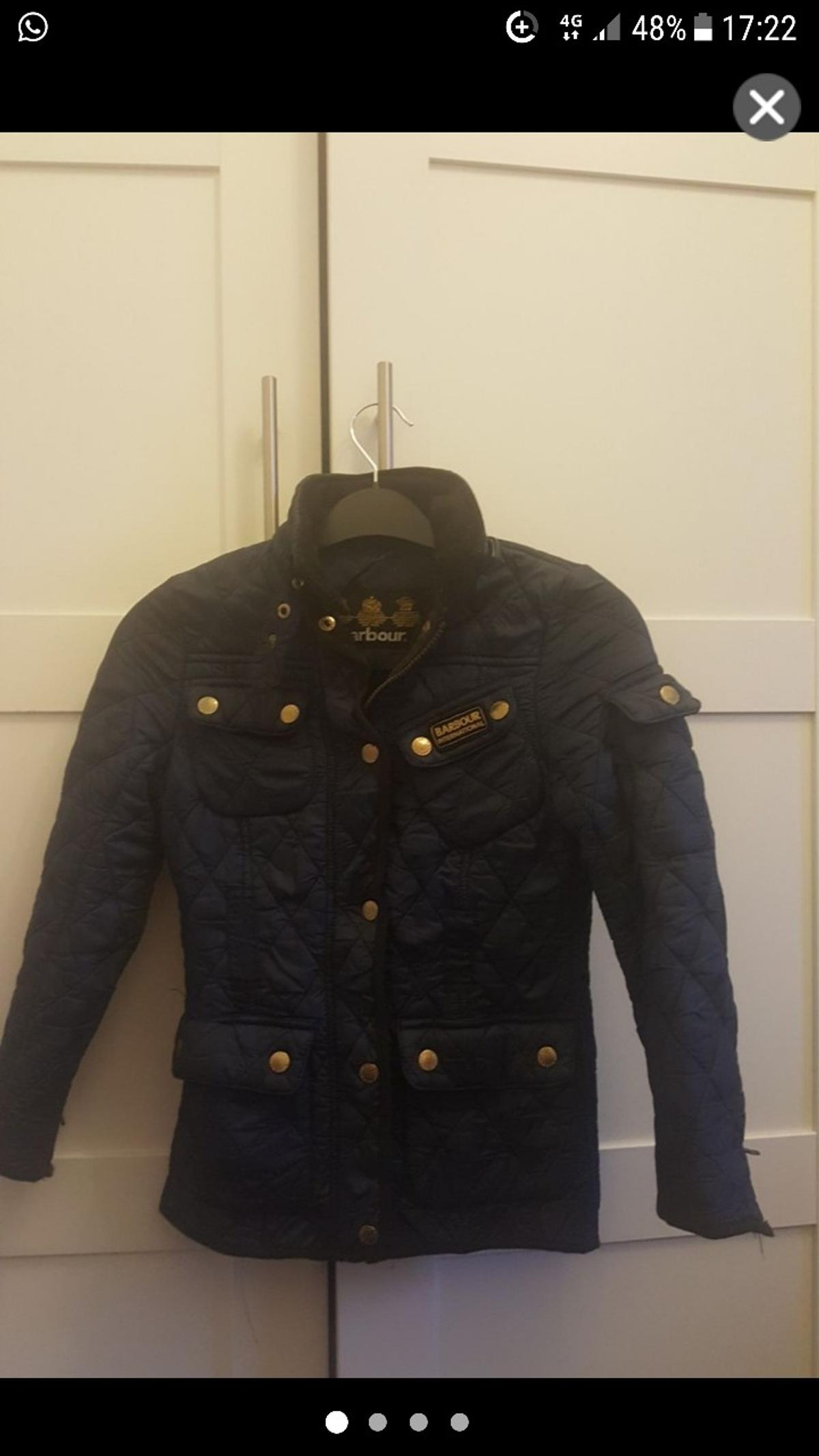 cozy fresh great quality presenting Kids Barbour jacket