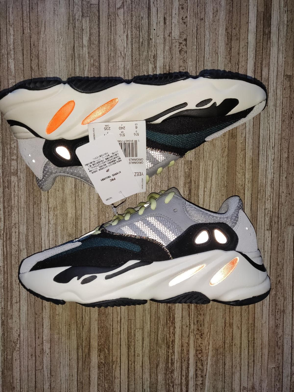 on sale 36fc9 72be1 Adidas Yeezy 700 Wave Runner Bae Size