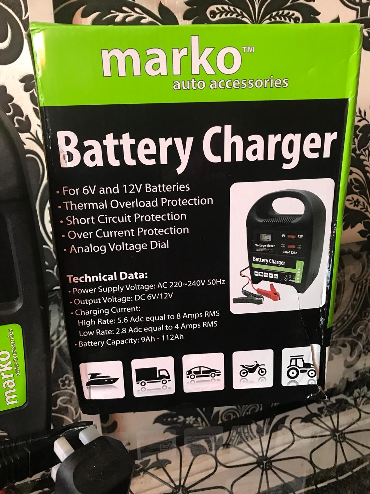 Battery charger in BD2 Bradford for £15 00 for sale - Shpock