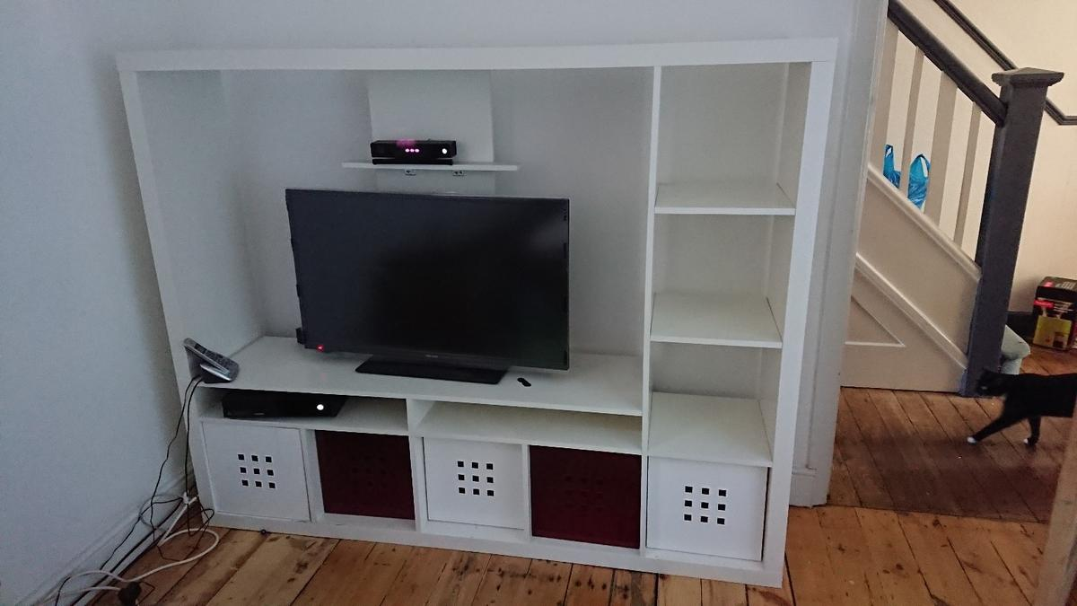 Ikea Lland Tv Cabinet And Storage