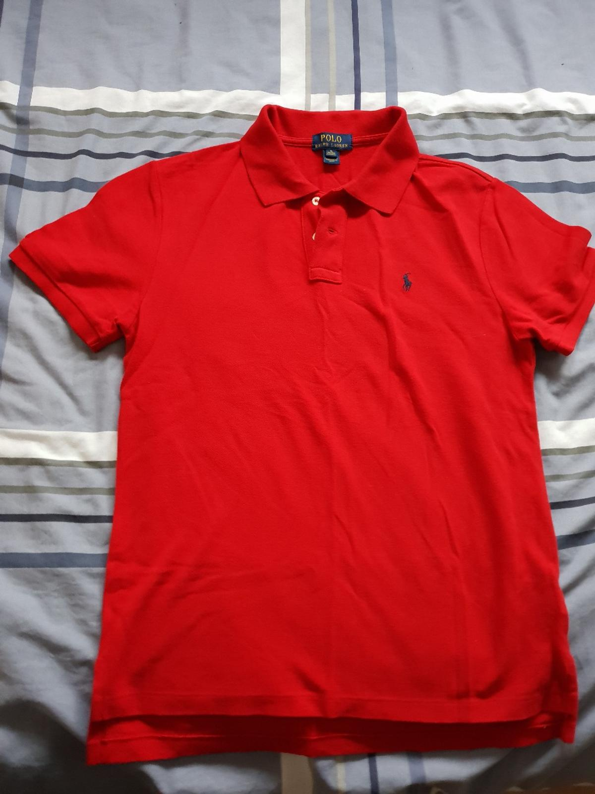 00 X 4 N7 Lauren Age For £30 Islington Tops 16 In Polo Boys Ralph 14 pUMSVqz