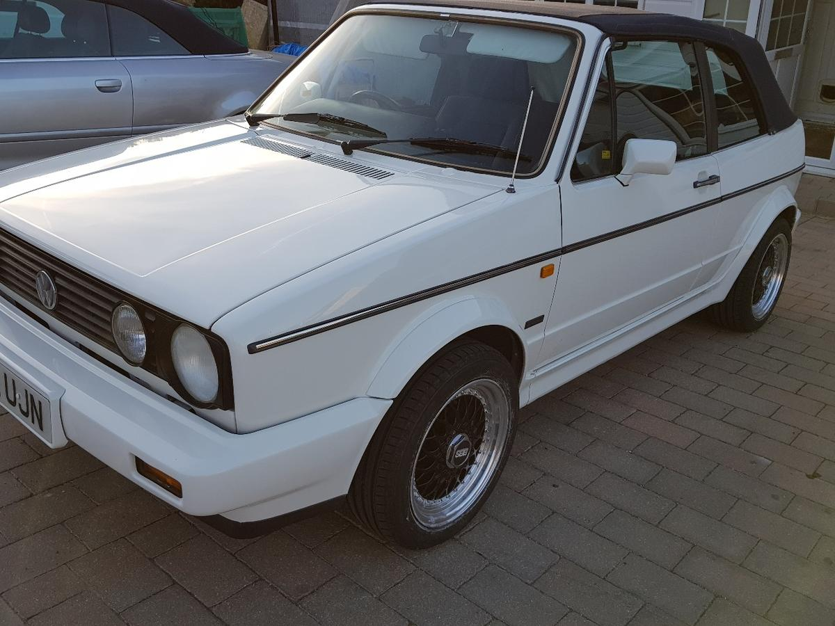 Vw mk1 golf gti 1 8 Karmann convertible px in Canterbury for