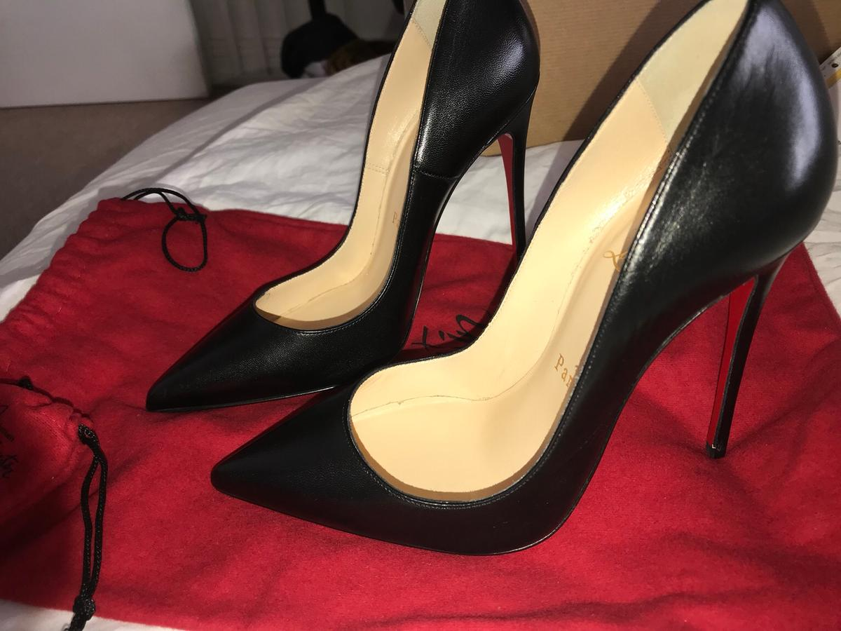 be9db4ab631 Christian Louboutin So Kate 120 leather Pumps in E3 Hamlets for ...