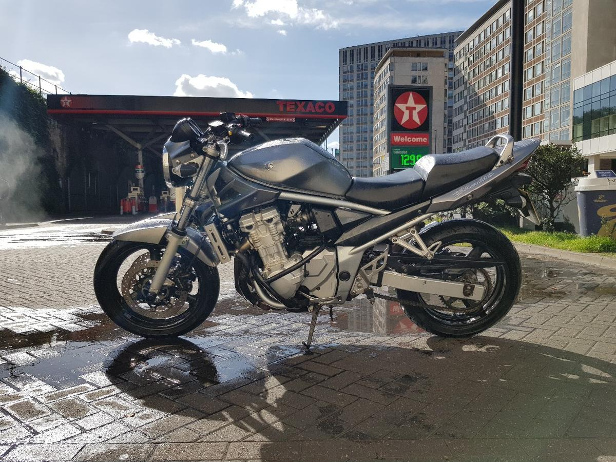 Suzuki Bandit GSF 650 (K8) in SW3 Westminster for £1,550 00 for sale
