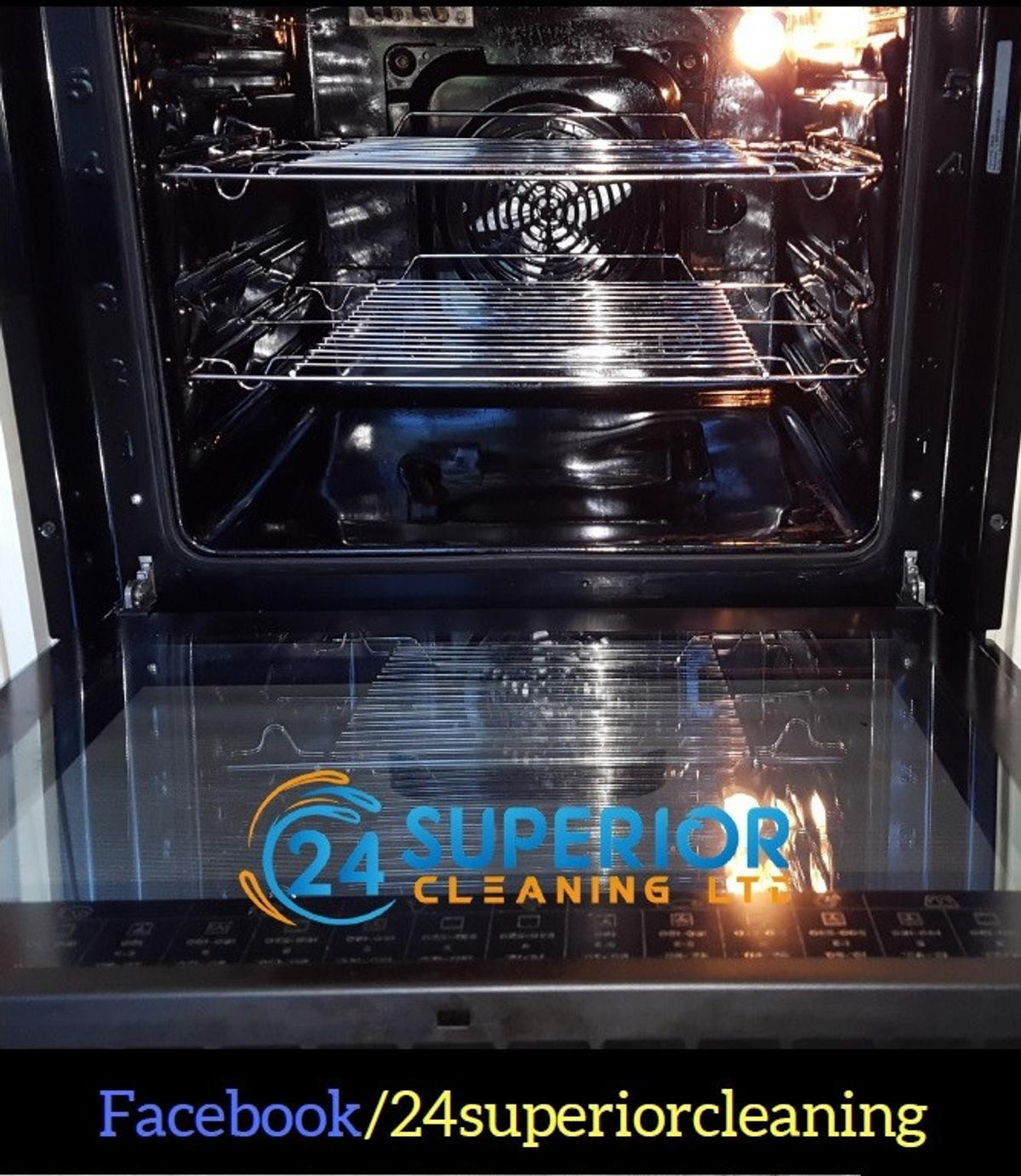Steam Oven Cleaning