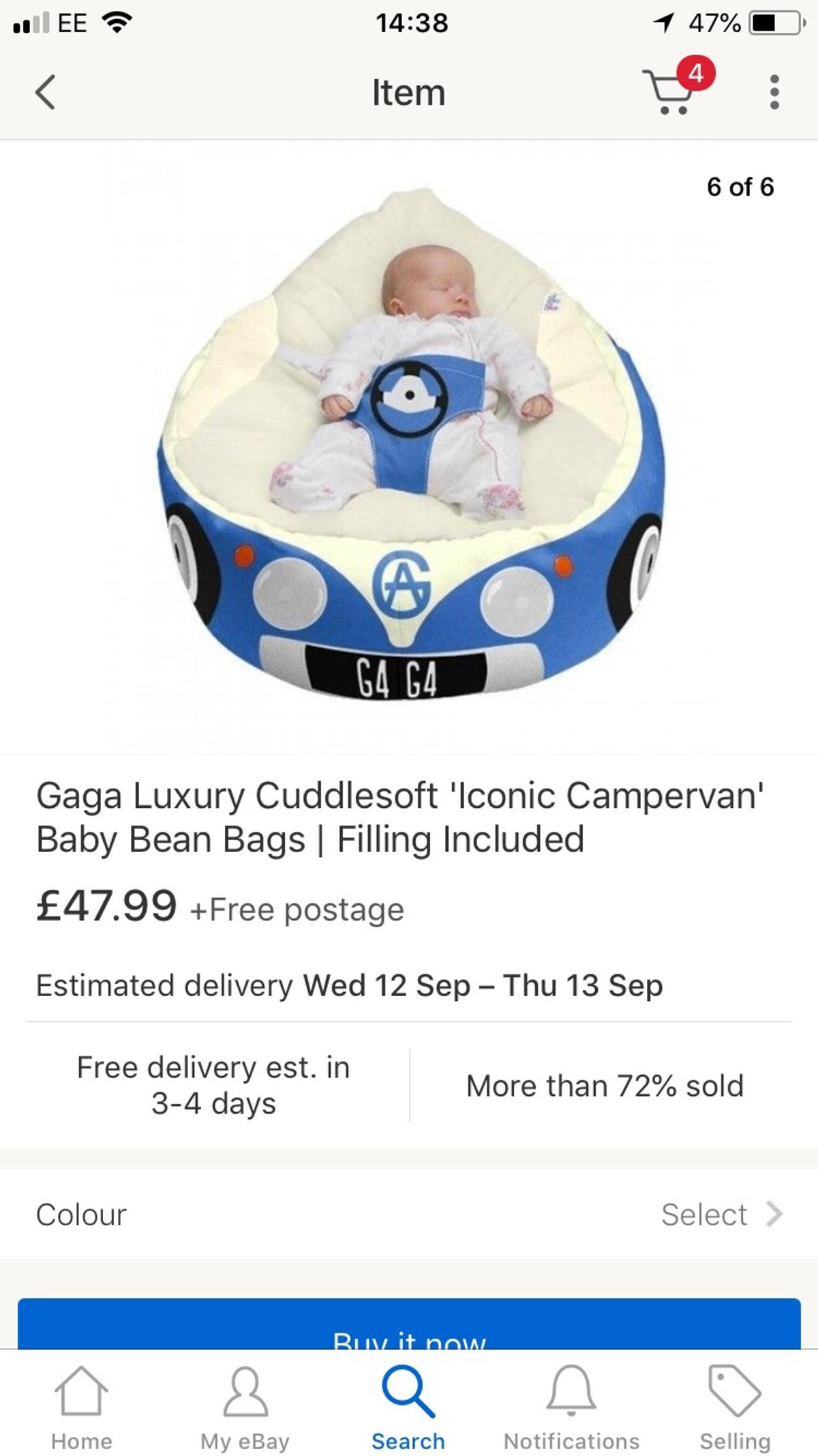 Awesome Campervan Beanbag Charlie Gamerscity Chair Design For Home Gamerscityorg