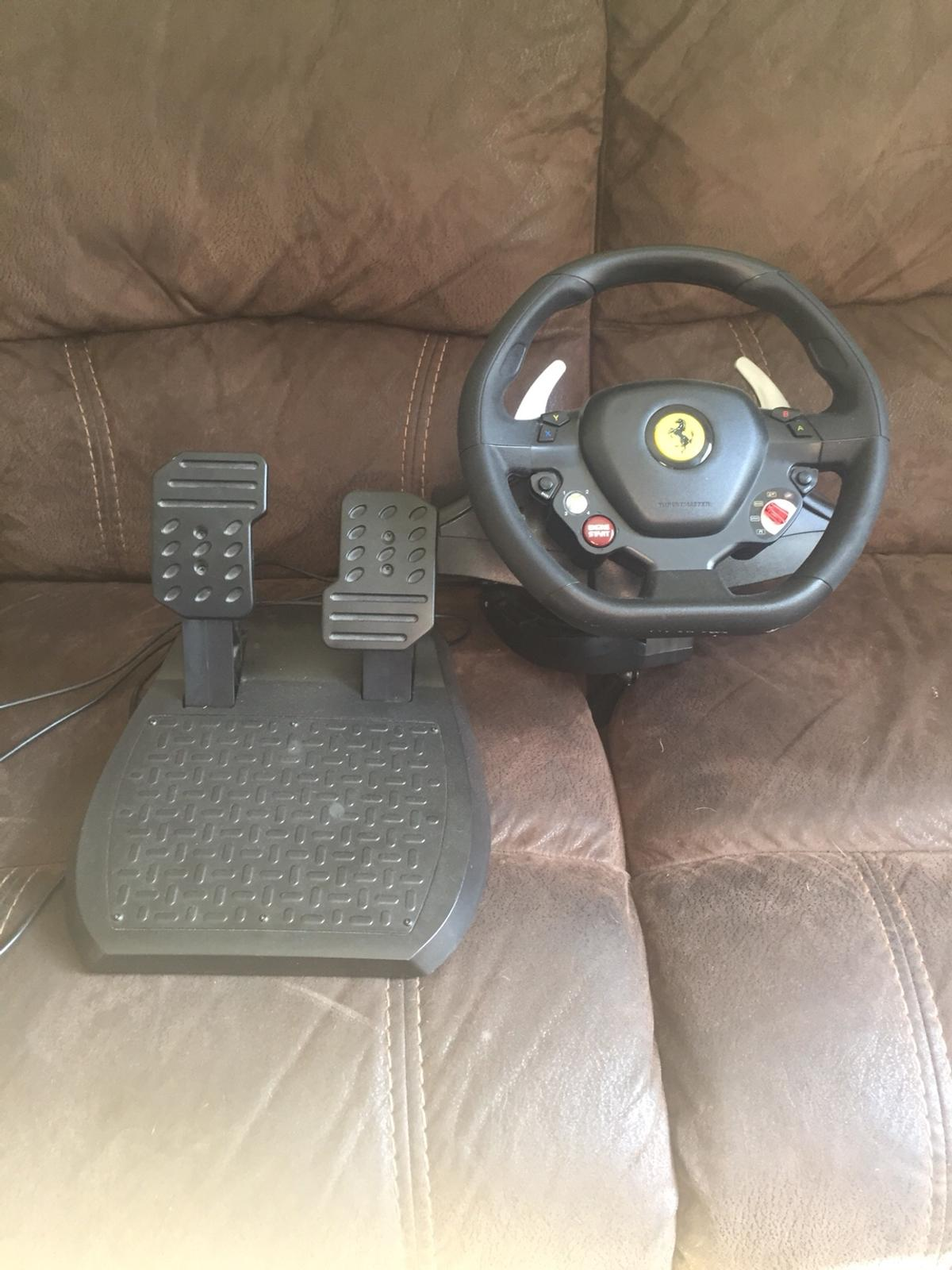 86d44979b22 Xbox steering wheel in SM5 Sutton for £40.00 for sale - Shpock