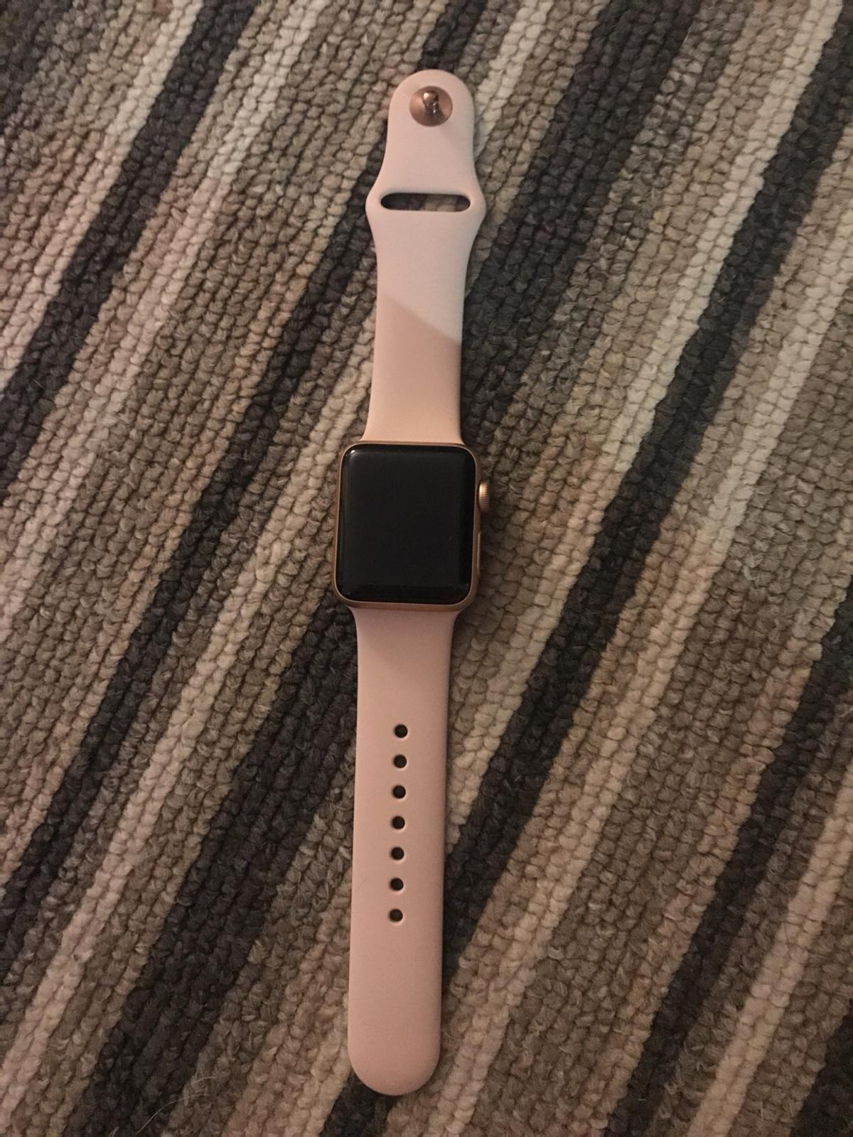 Apple Watch Series 3 Rose Gold Used Shop Clothing Shoes Online