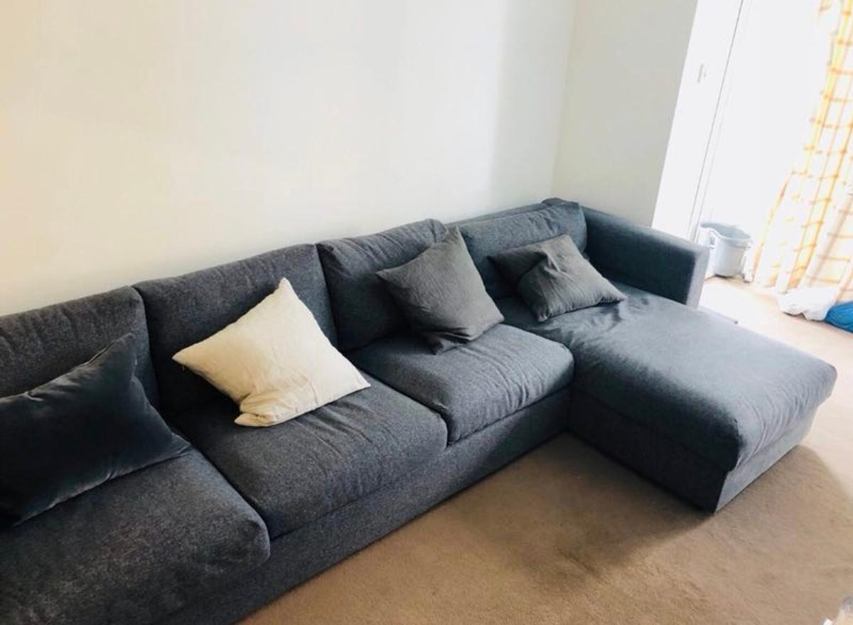 4 Seater Sofa From Ikea Vimle In Se13