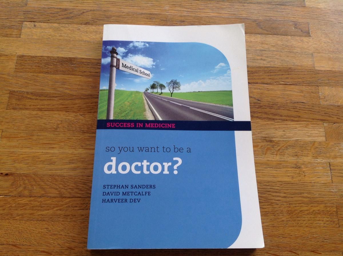 University Medicine Admissions Guide in BL1 Bolton for £5 00