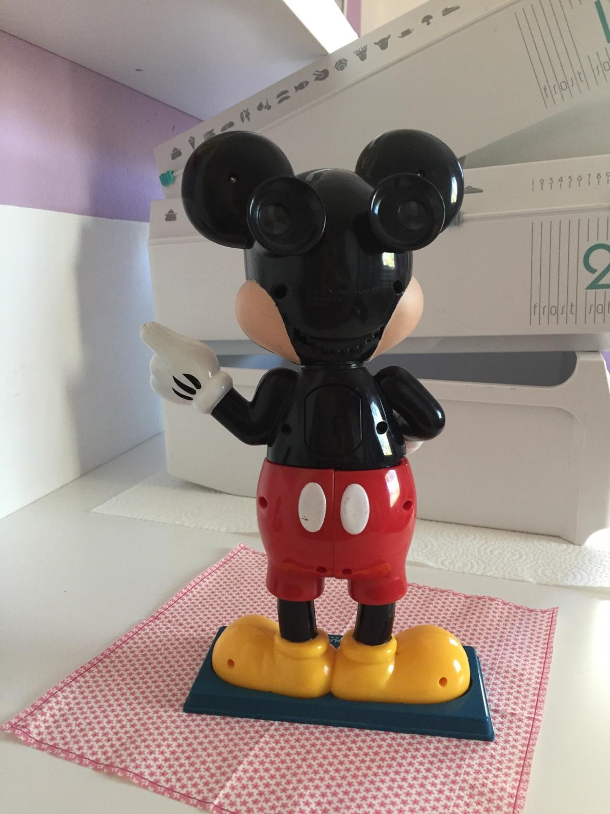 micky maus mickey mouse fernglas stempel in 22880 wedel