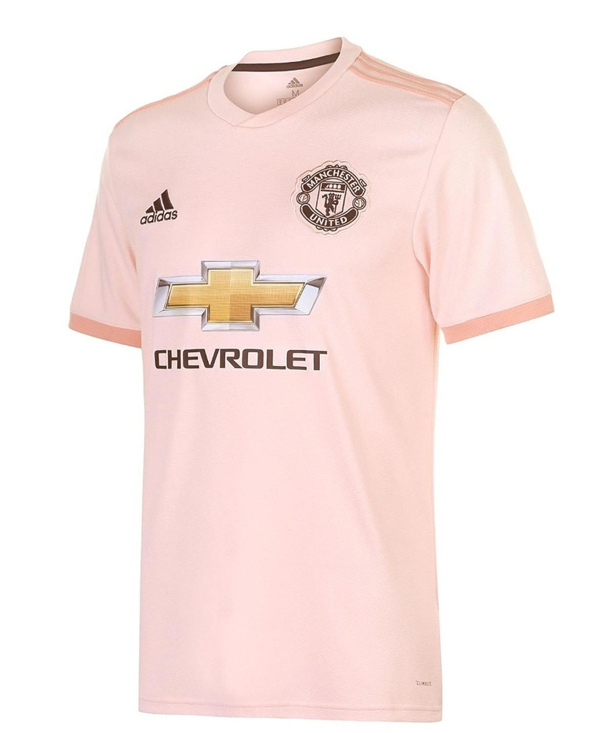 a9c17cf7a Manchester United 3rd Shirt Pink in LU1 Luton for £24.99 for sale ...