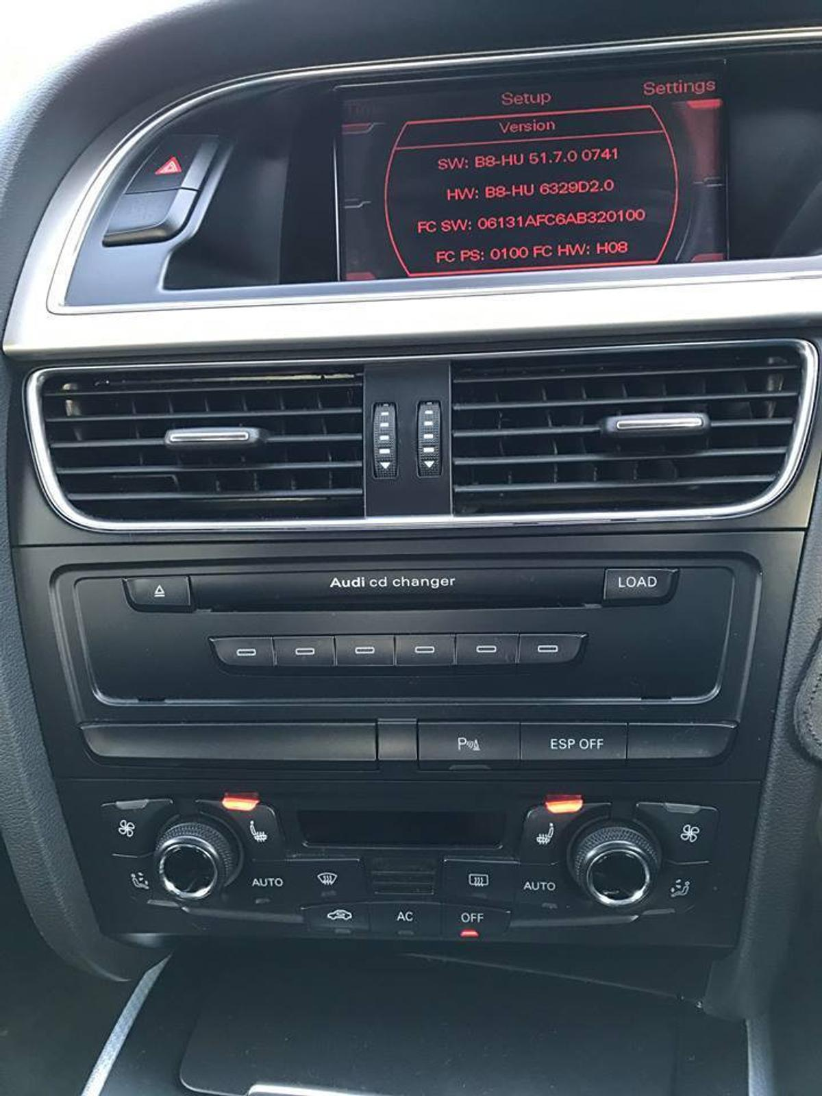 AUDI MMI 2G HIGH NAVIGATION DVD 2018 EUROPE in W9 Westminster for